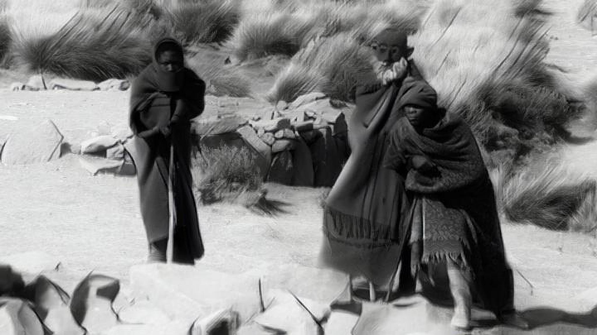 African shepherds by Florian B