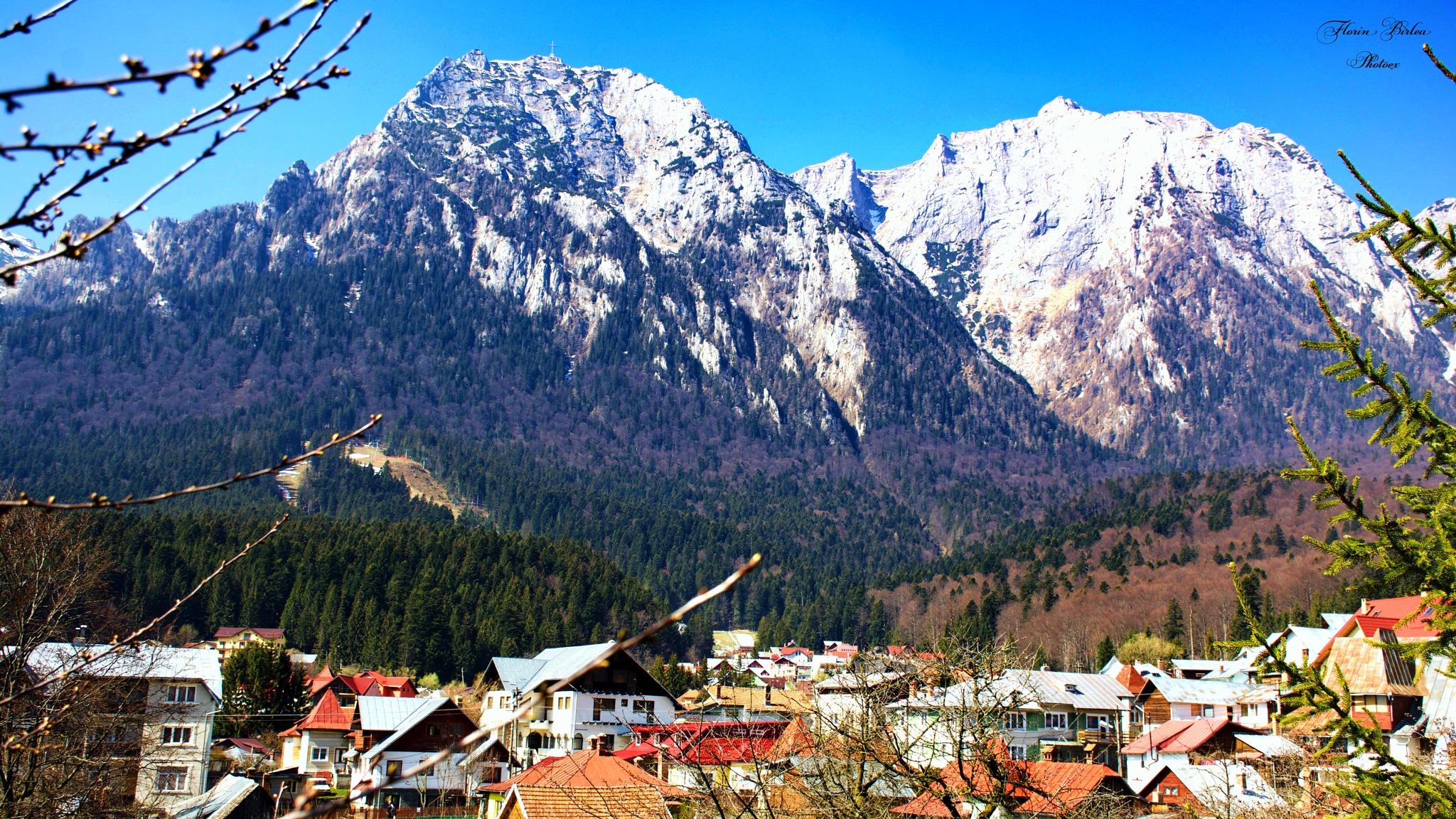 Bucegi Mountains by Florian B