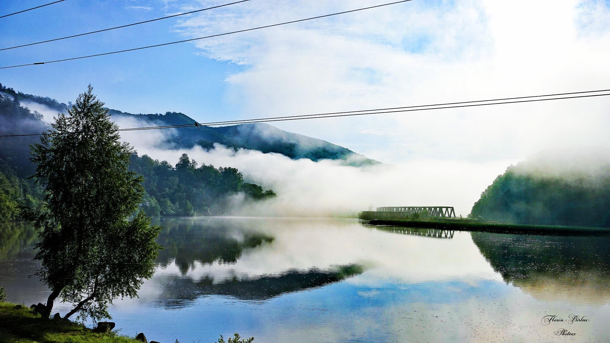 Morning mist by Florian B
