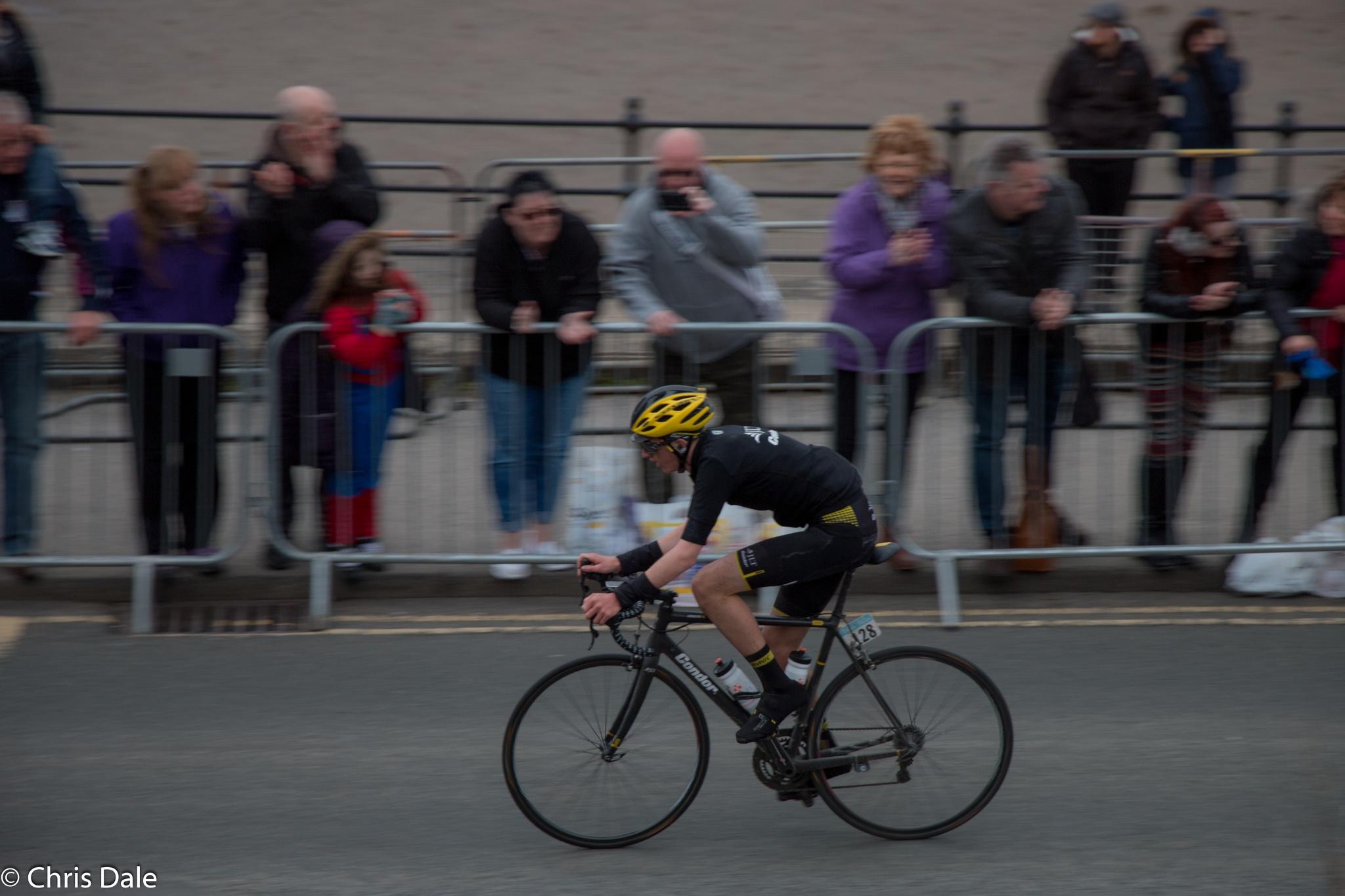Tour De Yorkshire (Stage 3) by Chris Dale