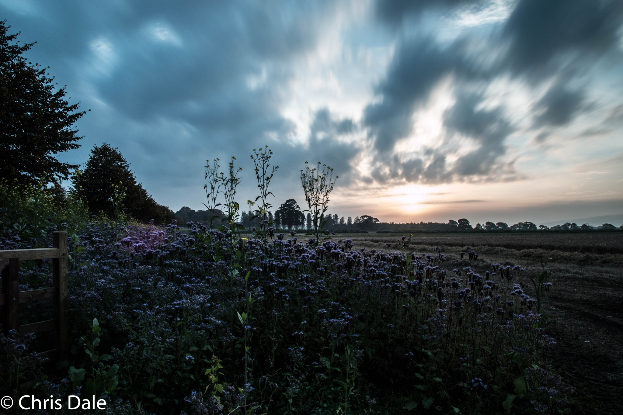 The Yorkshire Sunrise (3/3) by Chris Dale