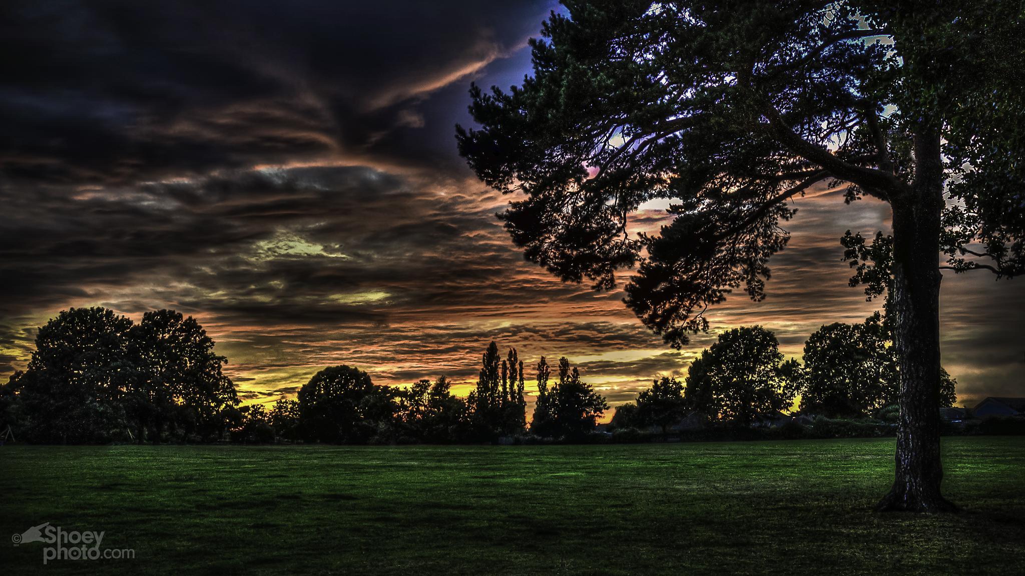 London Sunset by Shoeyphoto.com