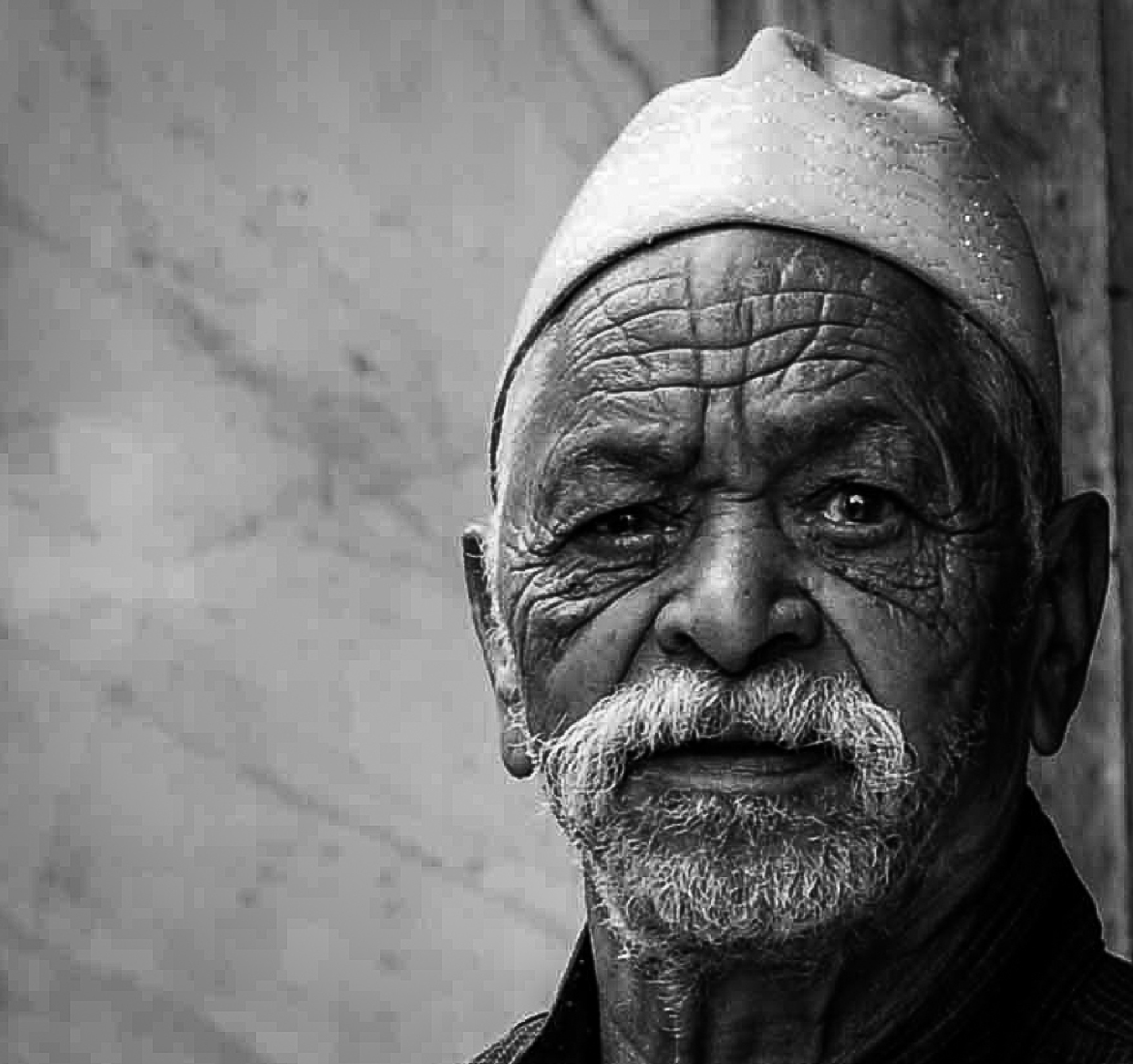Old Man 1 by Serge Kay