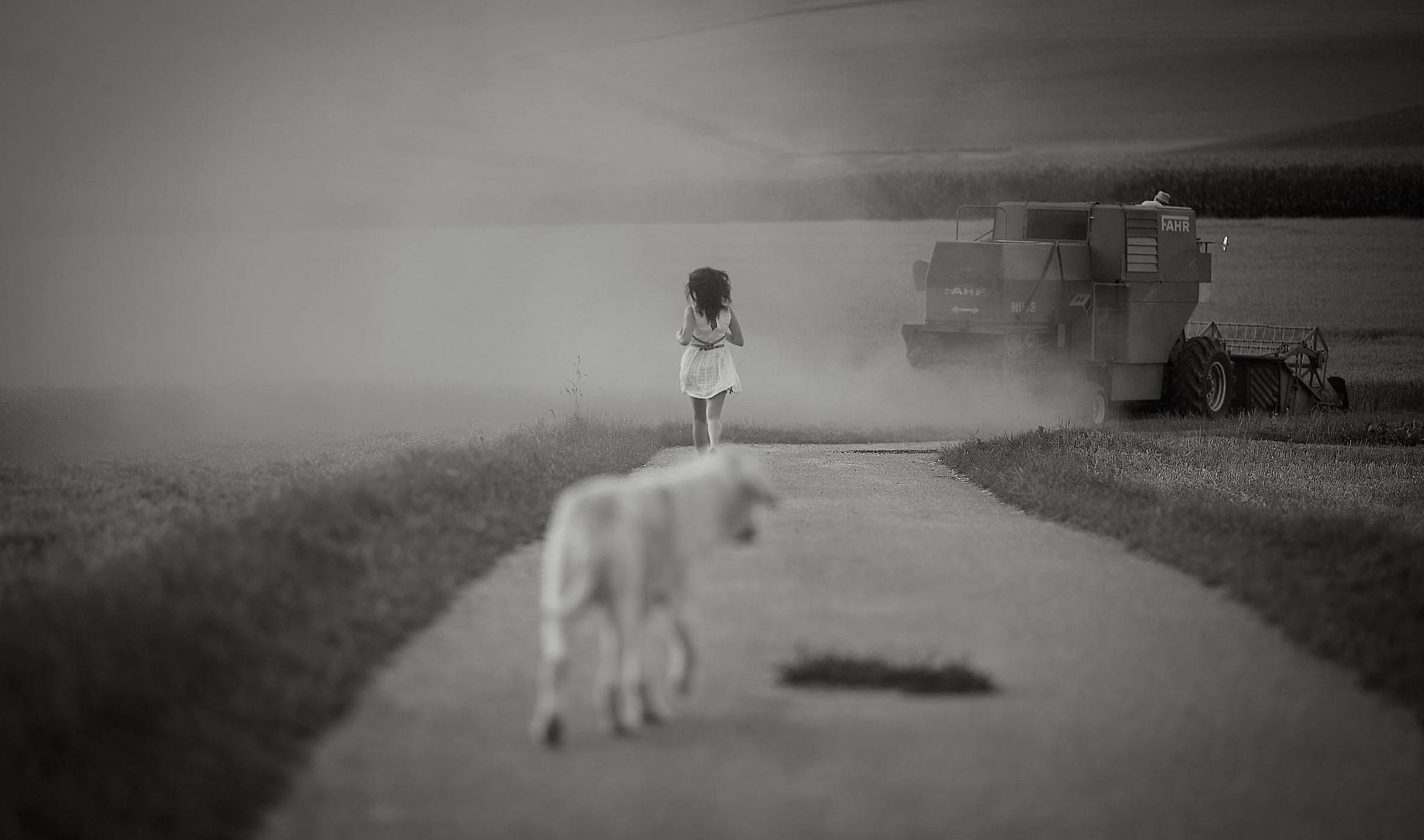 running? a composition. by Andy Heuer