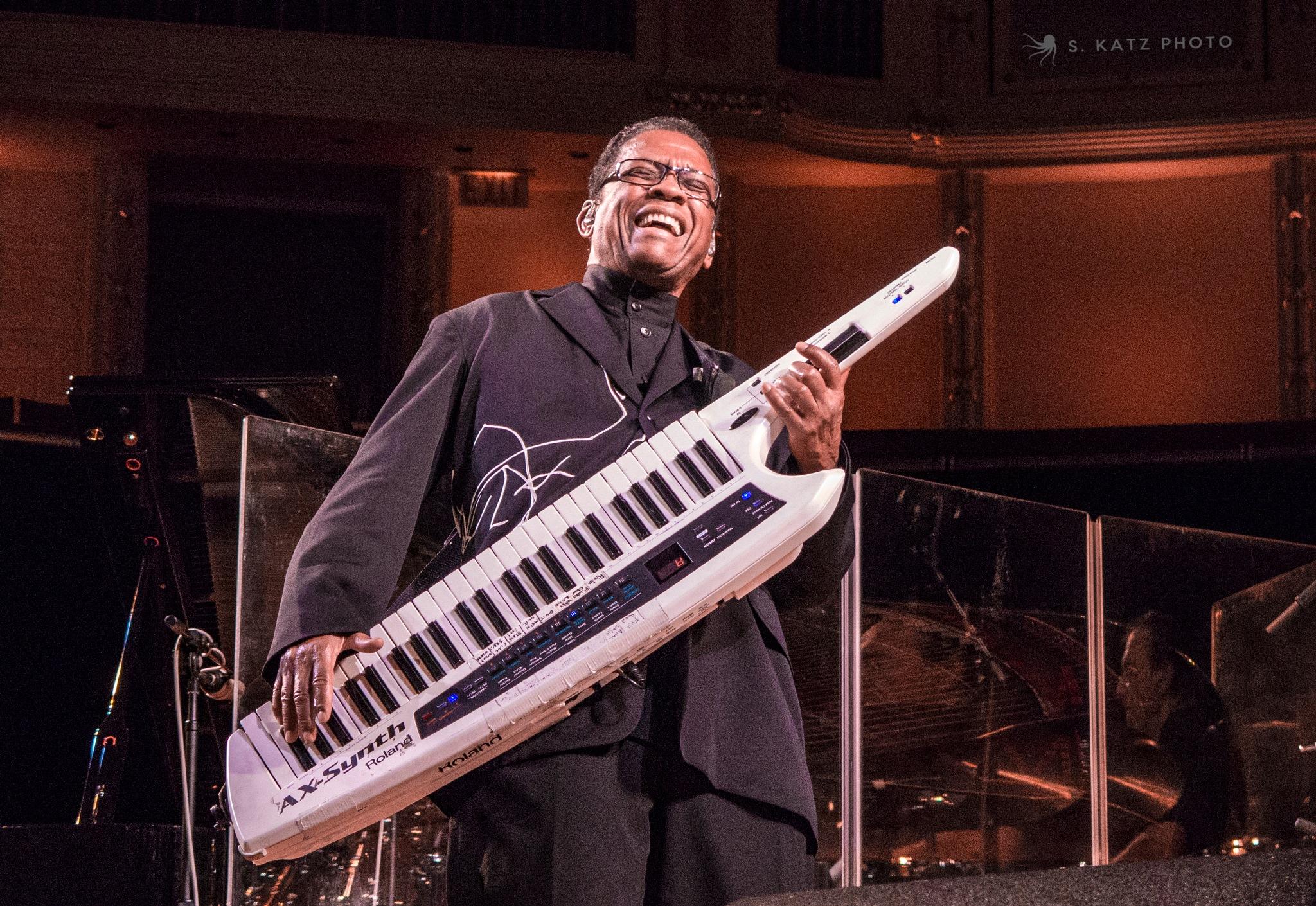 Herbie Hancock the Keyboard Wizard by Sigmund Katz