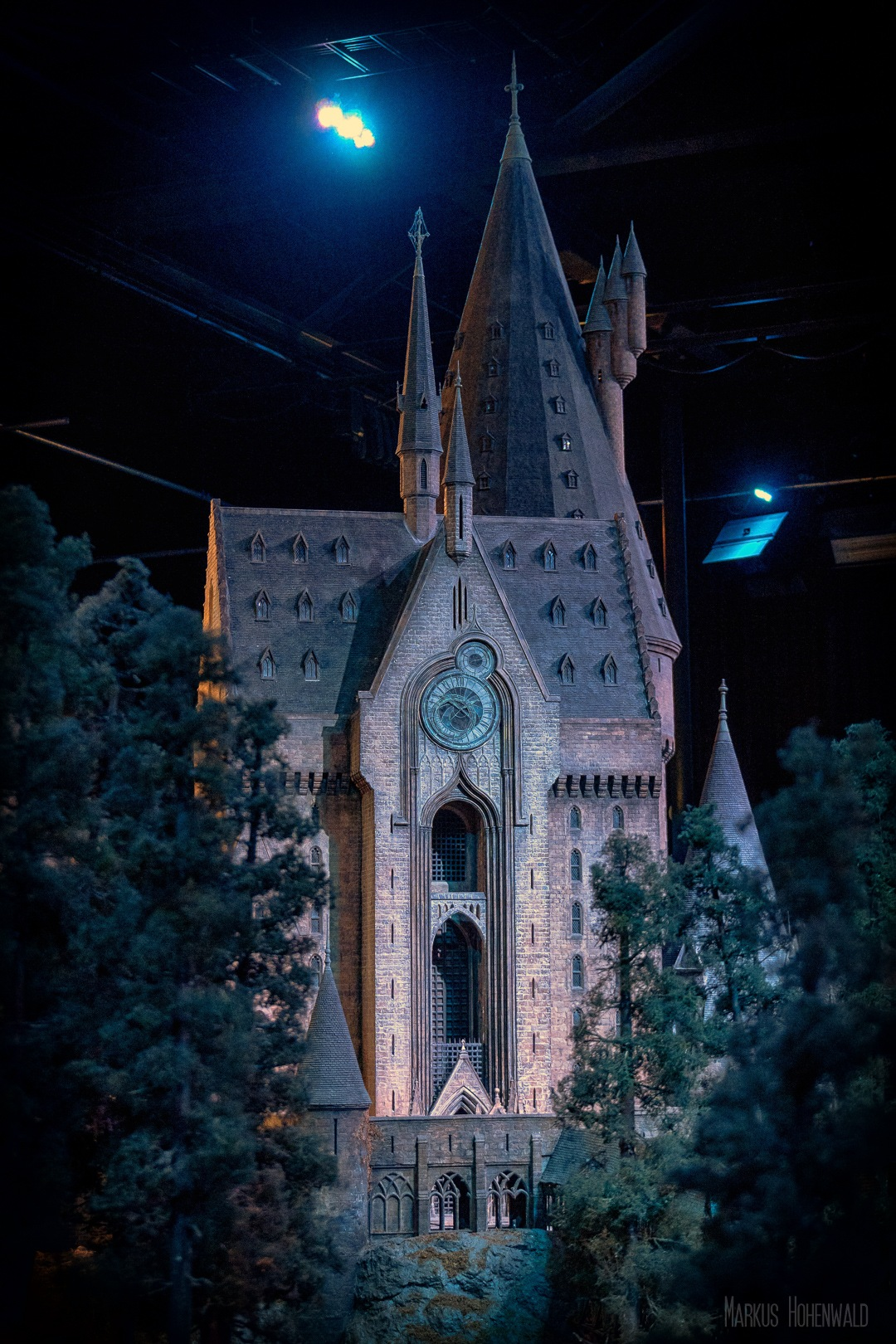 Warner Bros. Studio Tour London by Markus Hohenwald