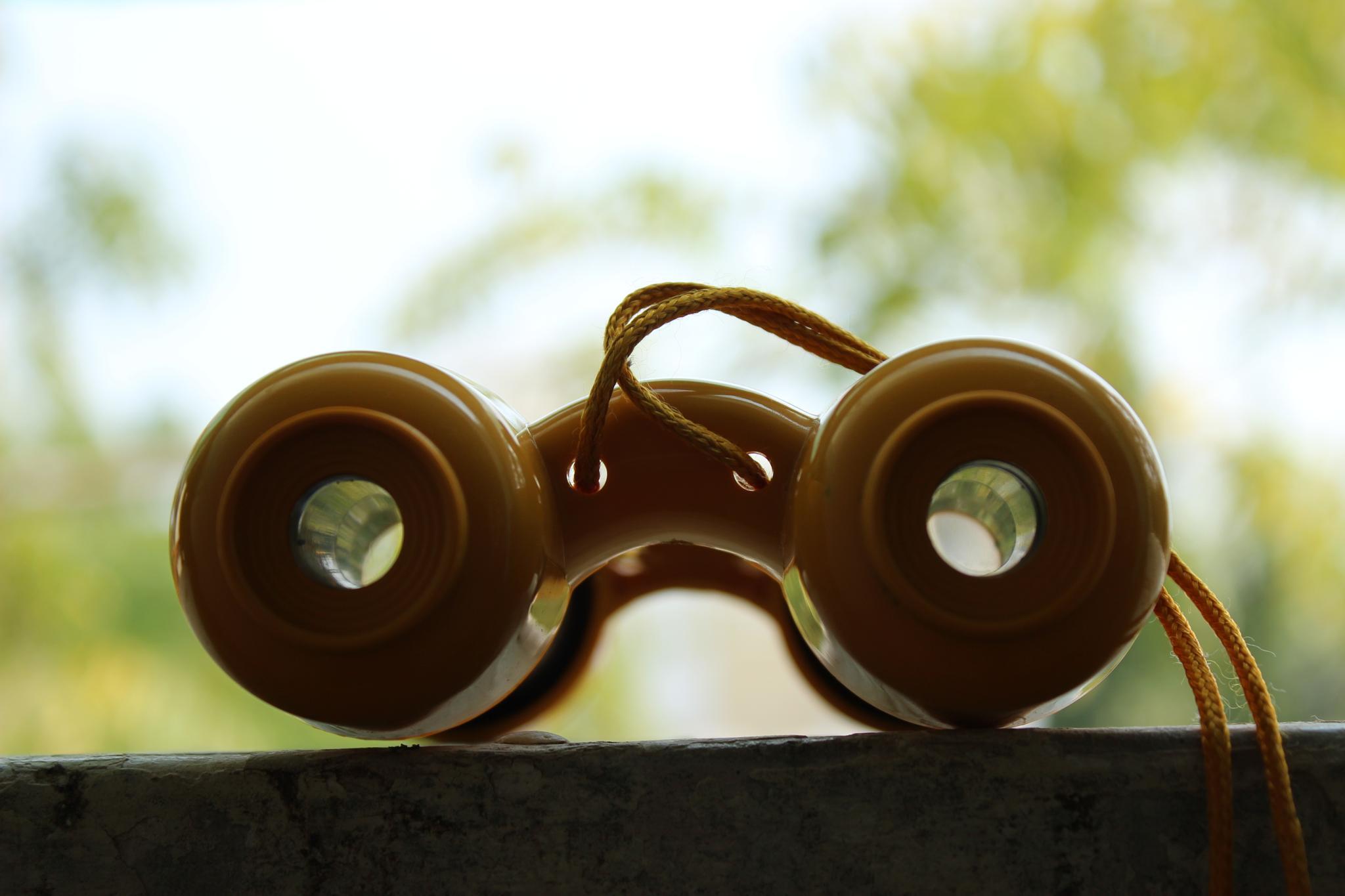 Binoculars by Nirav Mehta