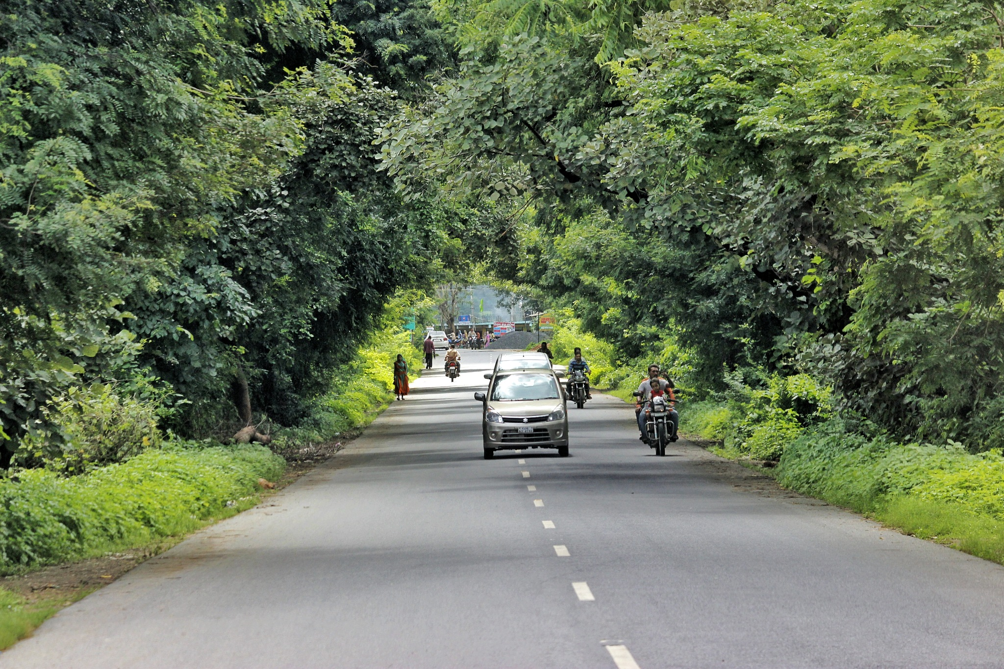 On the way by Nirav Mehta
