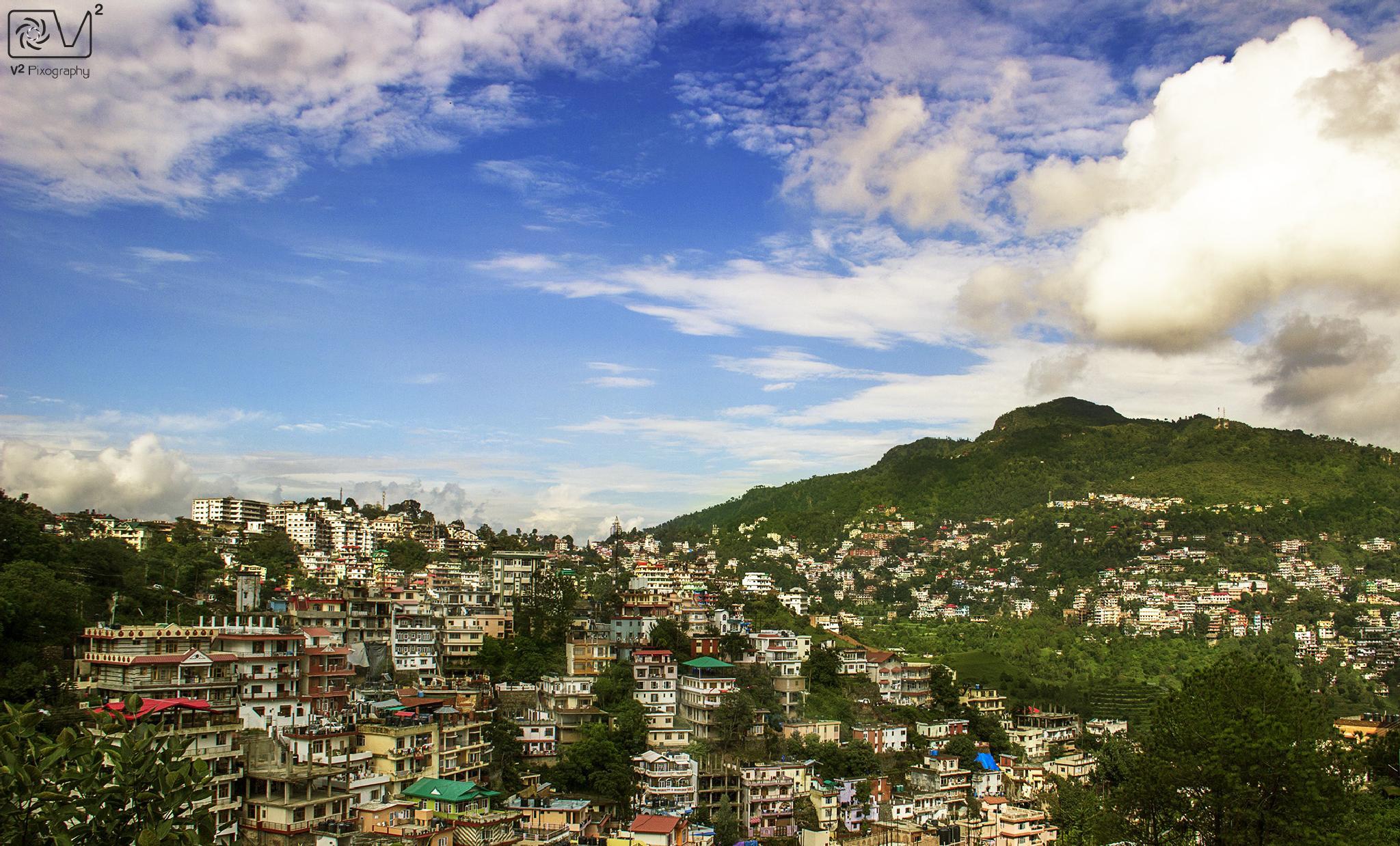 "Solan ""the city of hills"" by vijayverma"