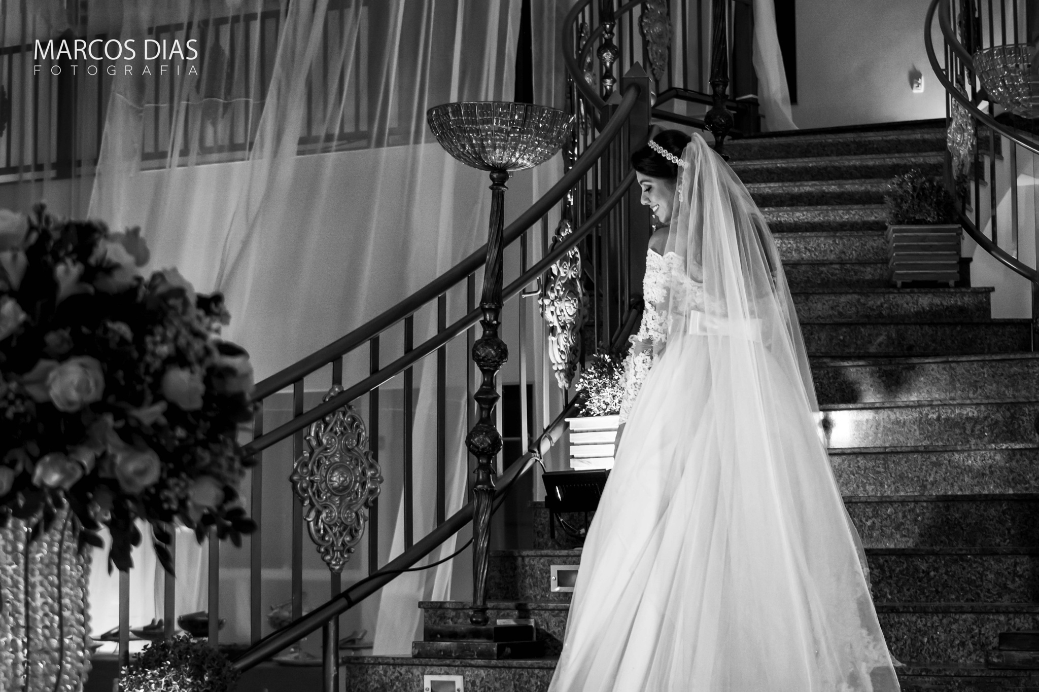 The bride by Marcos Dias