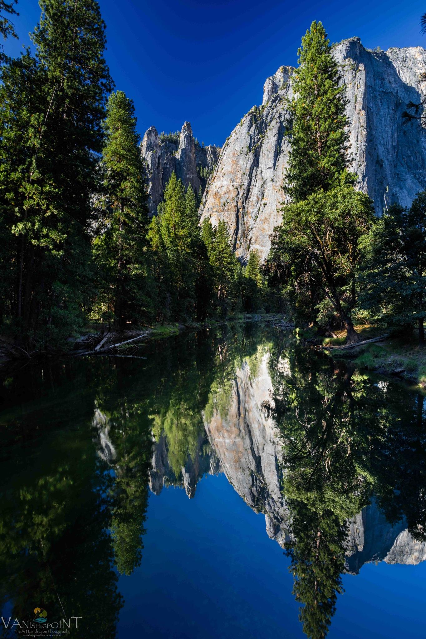 Yosemite Morning by Vanishing Point
