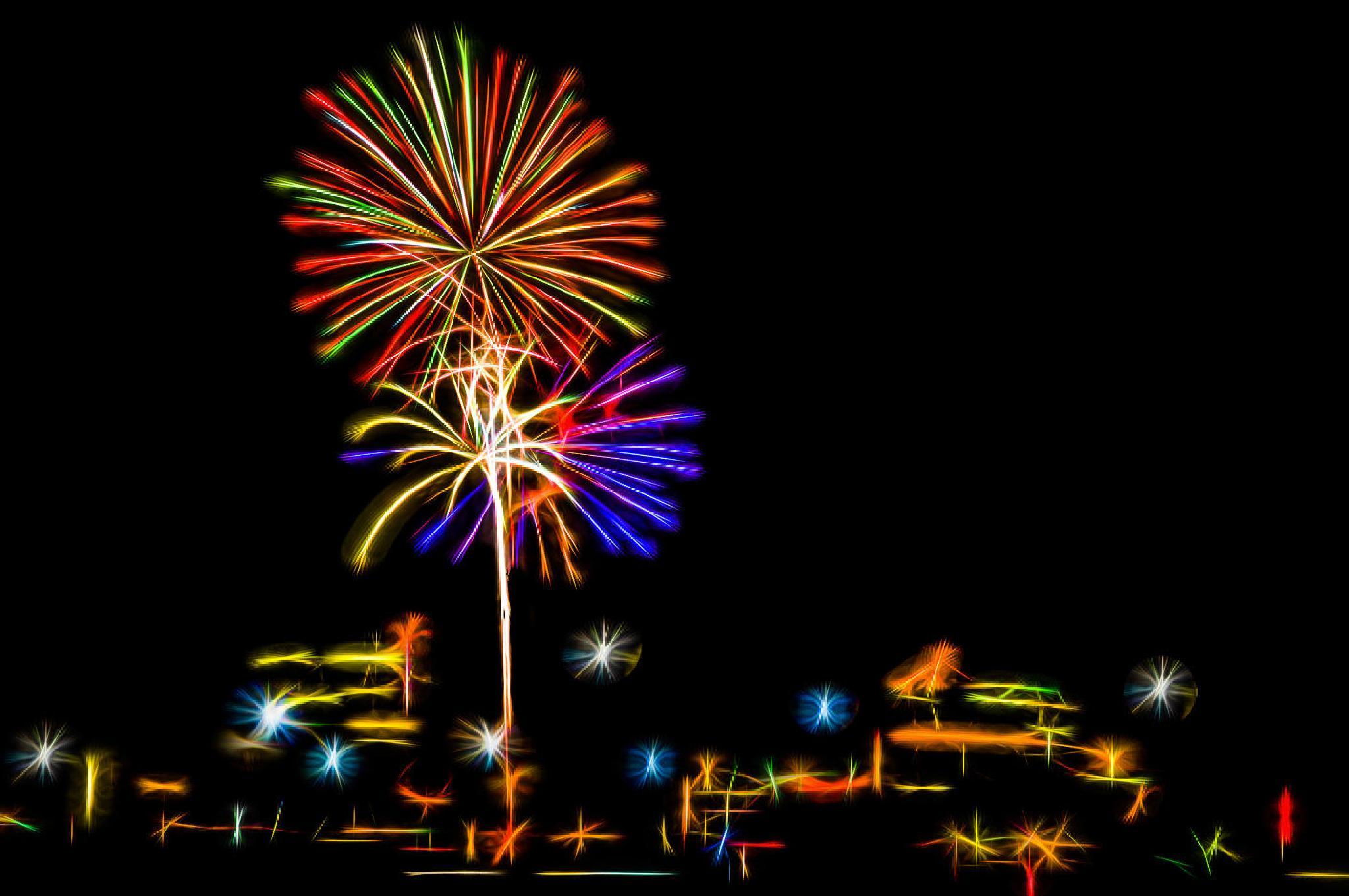 Firework by li_liang