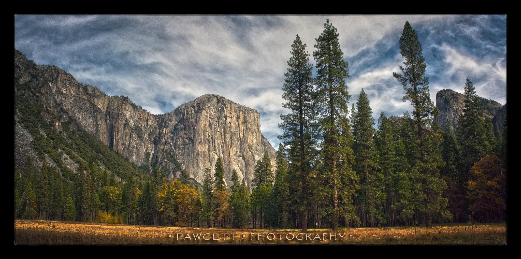 Yosemite by Robert W. Fawcett