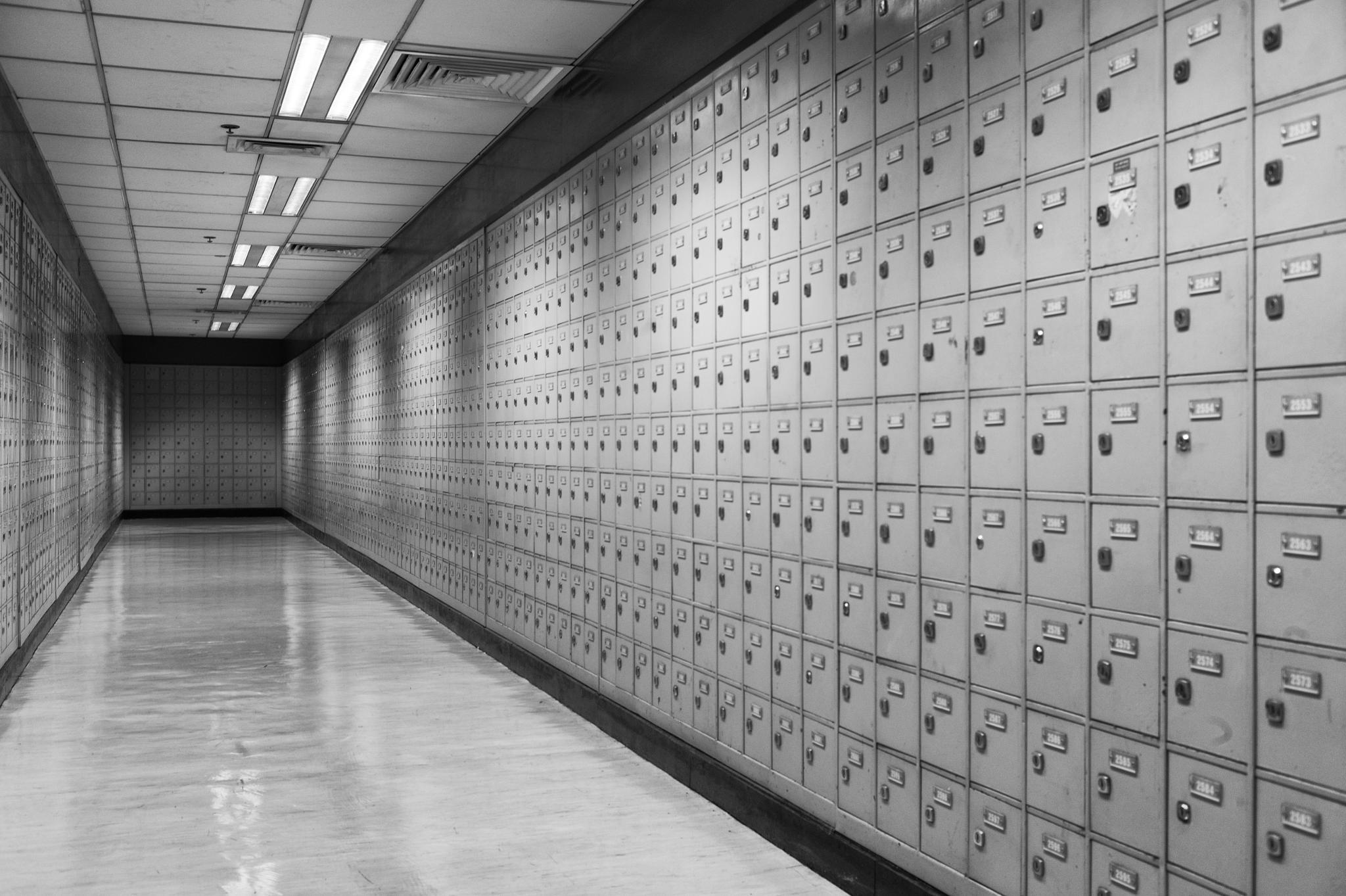 Mailbox by Dickens Lum
