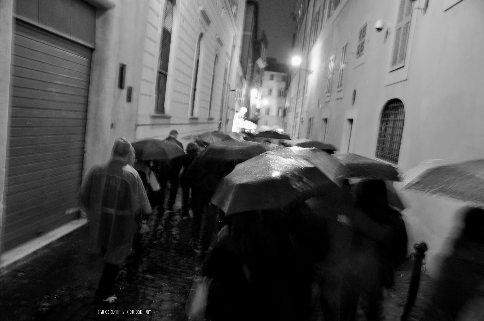 escape the rain by naxoslisa