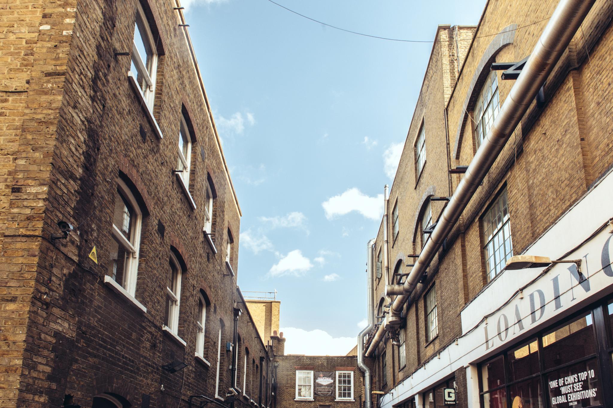 Street of London by matteolomonte