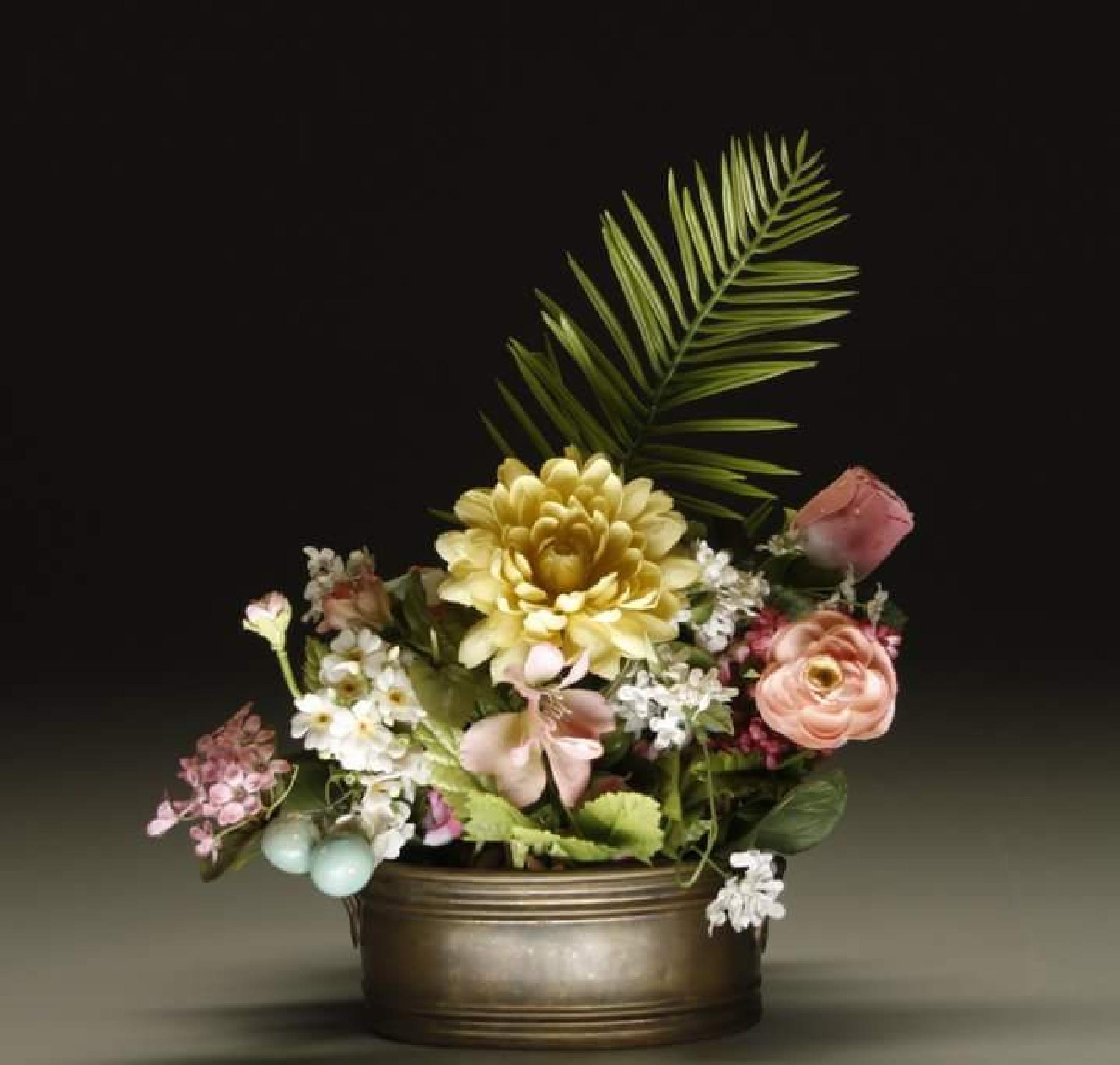 Flower Bouqet by Manishabajaj