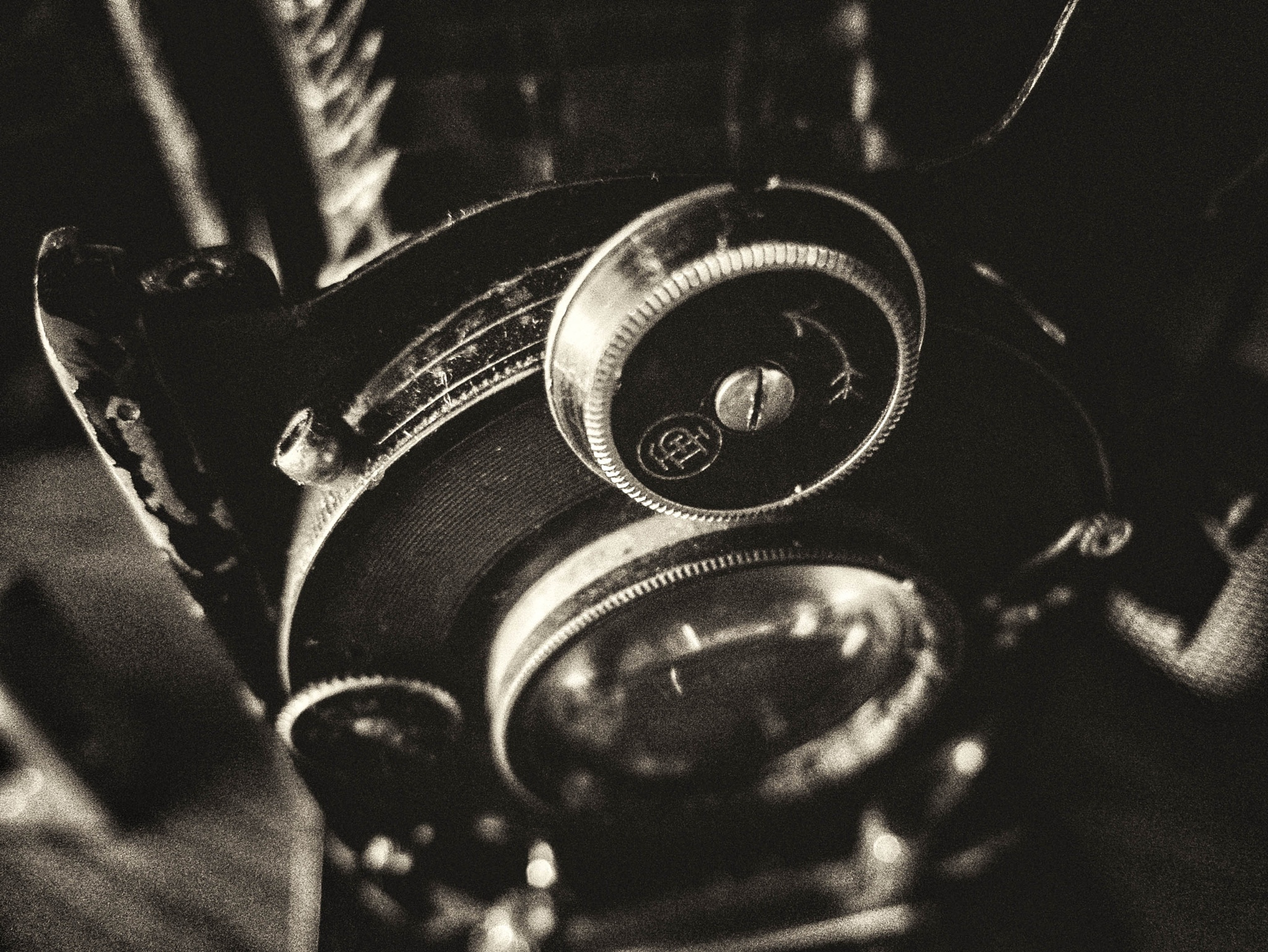 old camera by nicu.sbiera