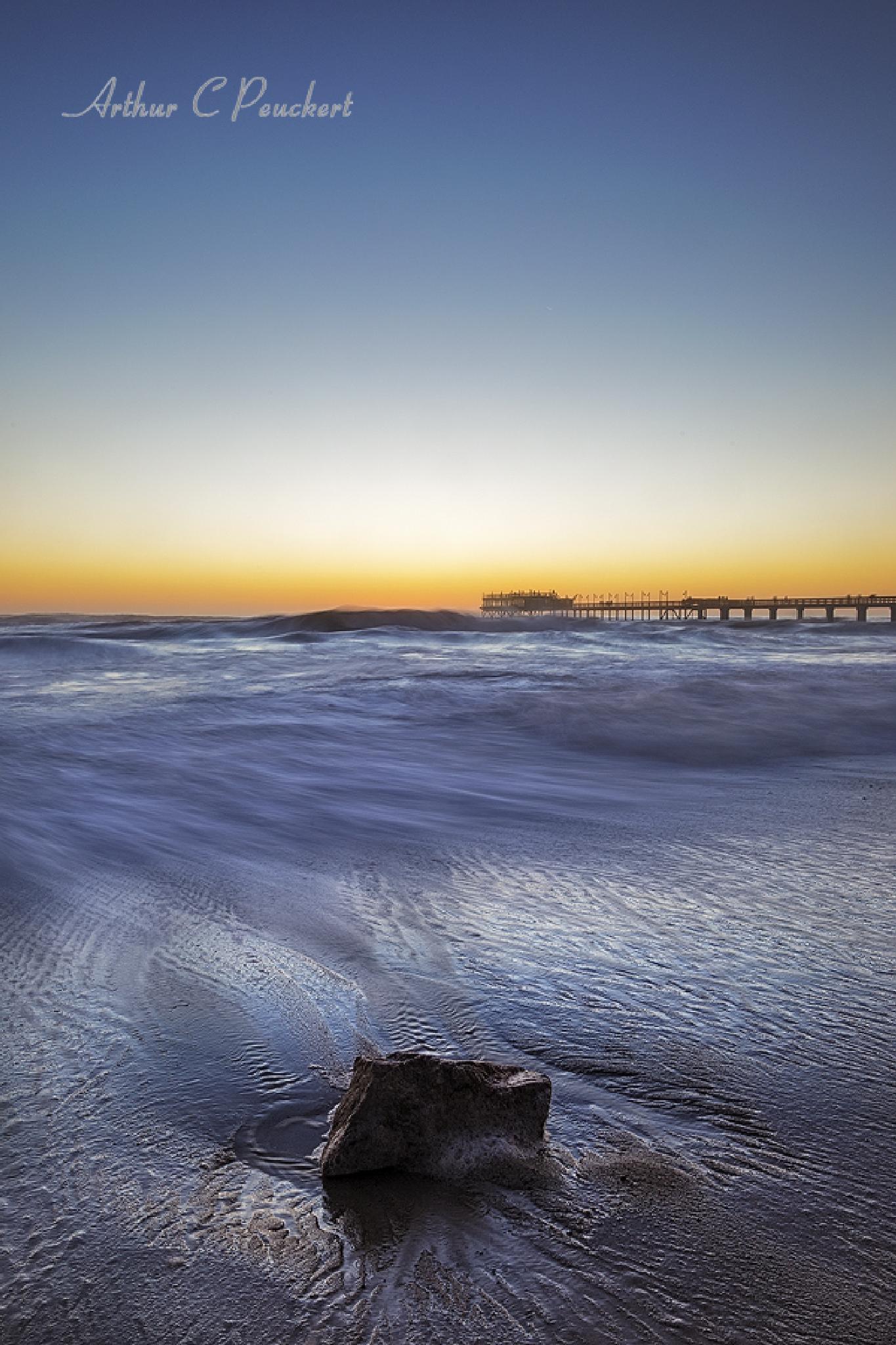 Swakopmund Sunset by arty999