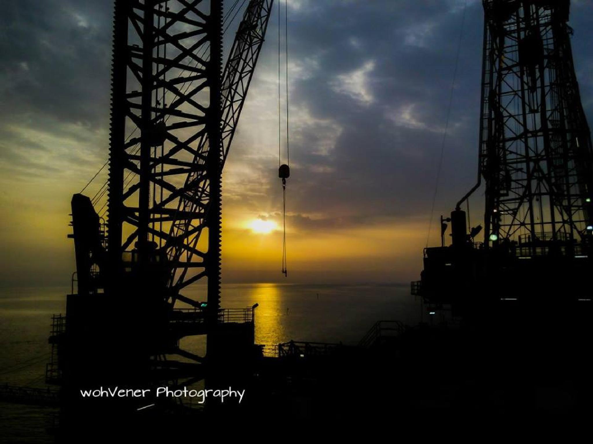 Photo in Random #sunrise #beautiful sunrise #dawn #seashore