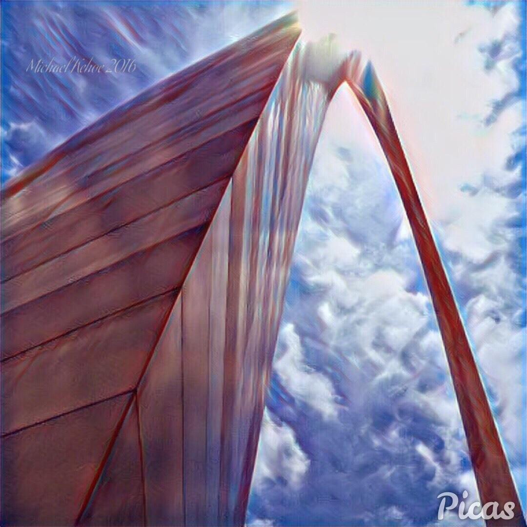 St. Louis Arch by MichaelKehoe