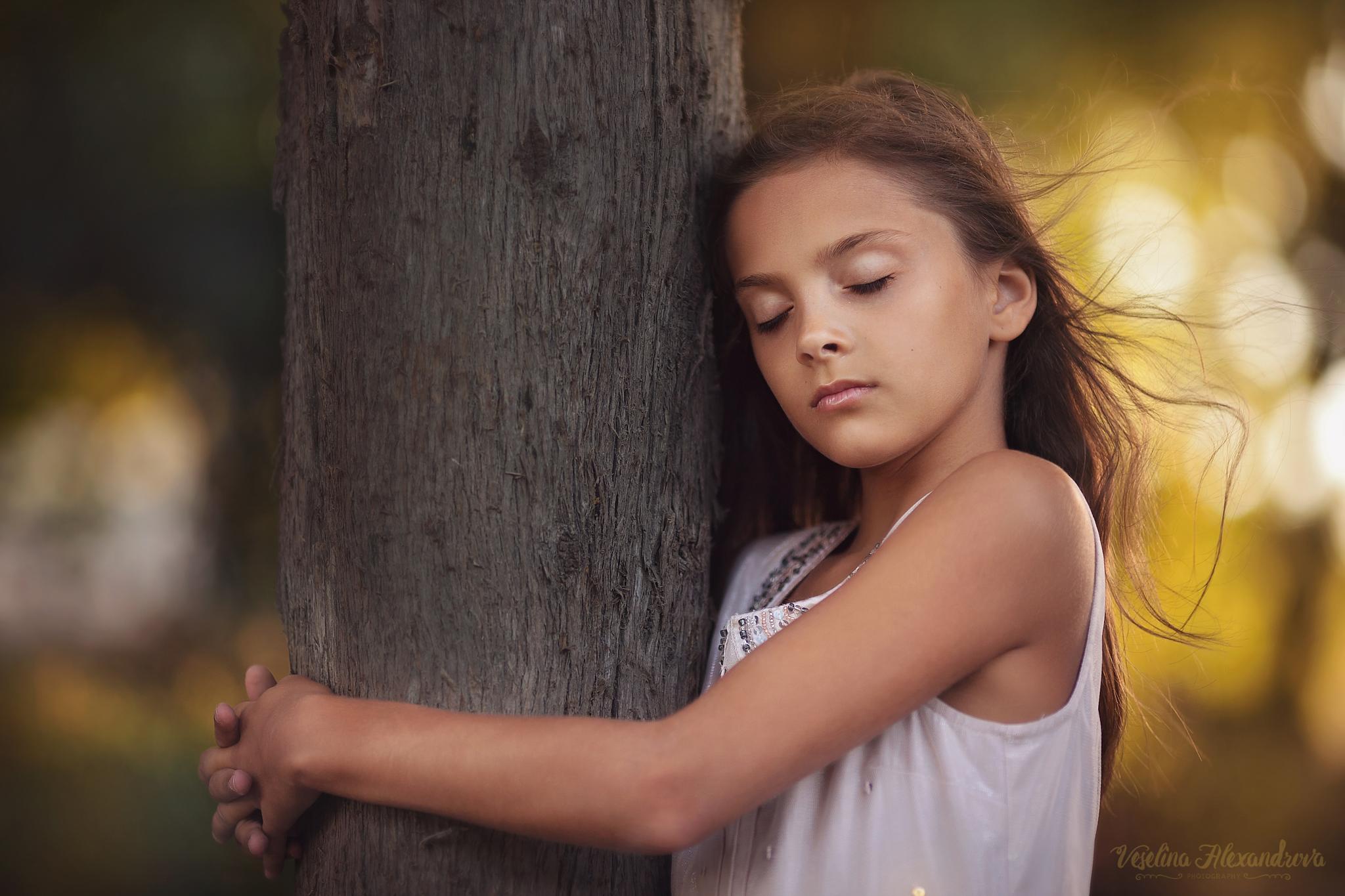 Just breathe by Veselina Alexandrova