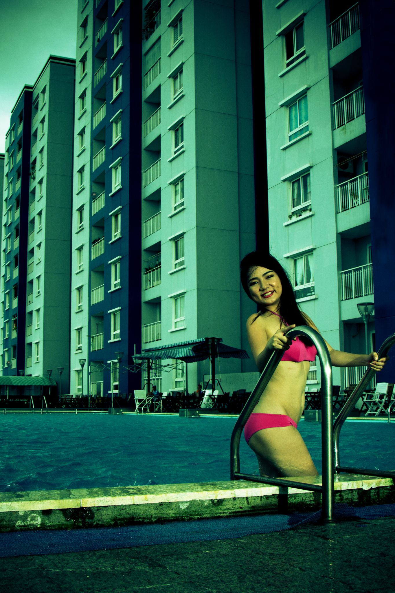 Model :Nguy Thanh Huong by Nhat giang