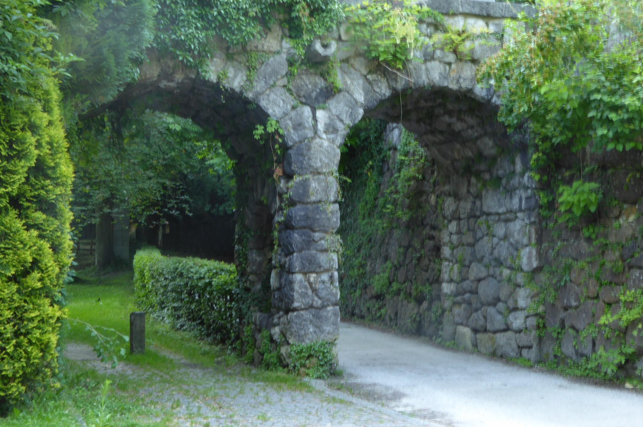 Entrance by Markus Springer