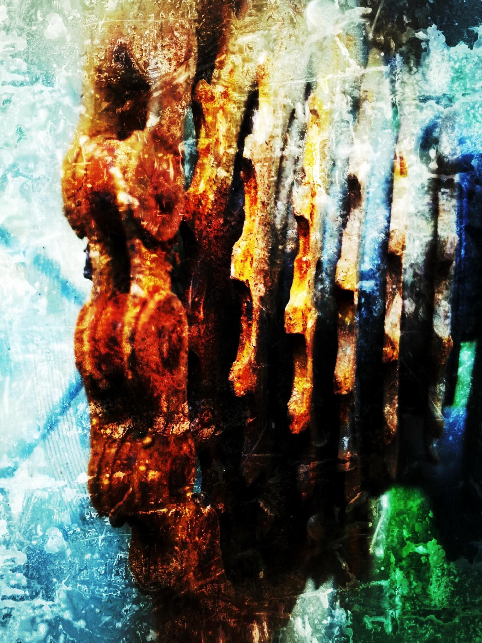 rust art by Markus Springer
