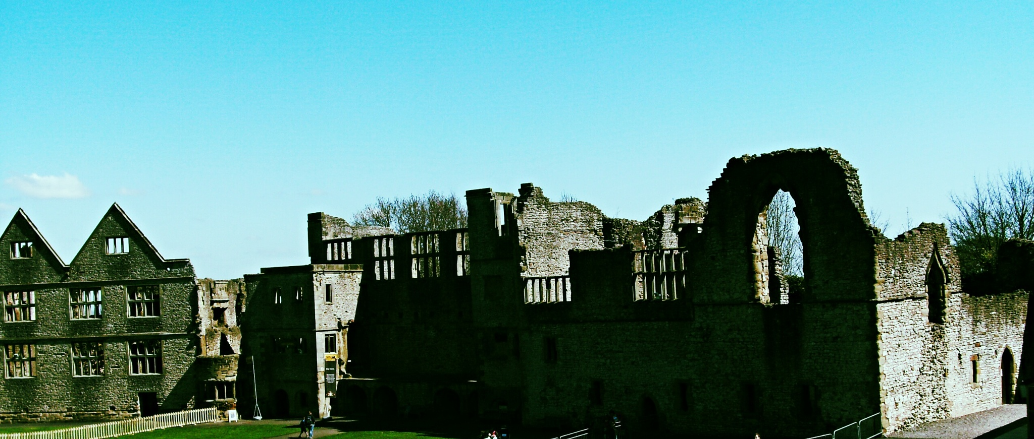 Dudley Castle by Maxine73