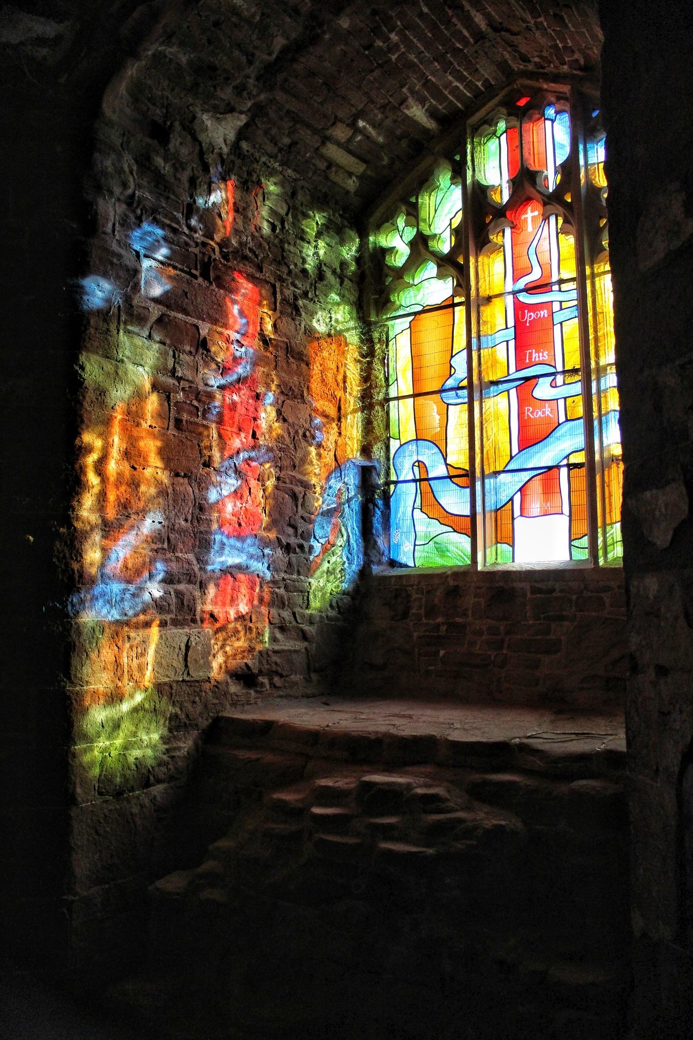 Window Light  by David65