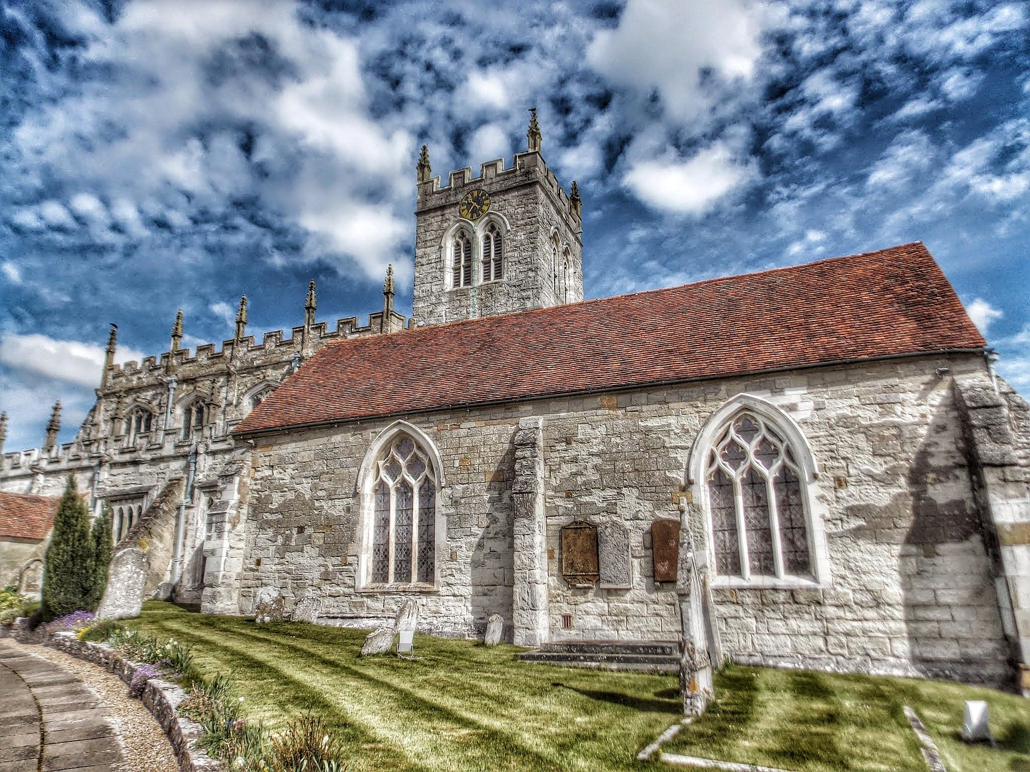Wootton Wawen, St Peter's Church by David65