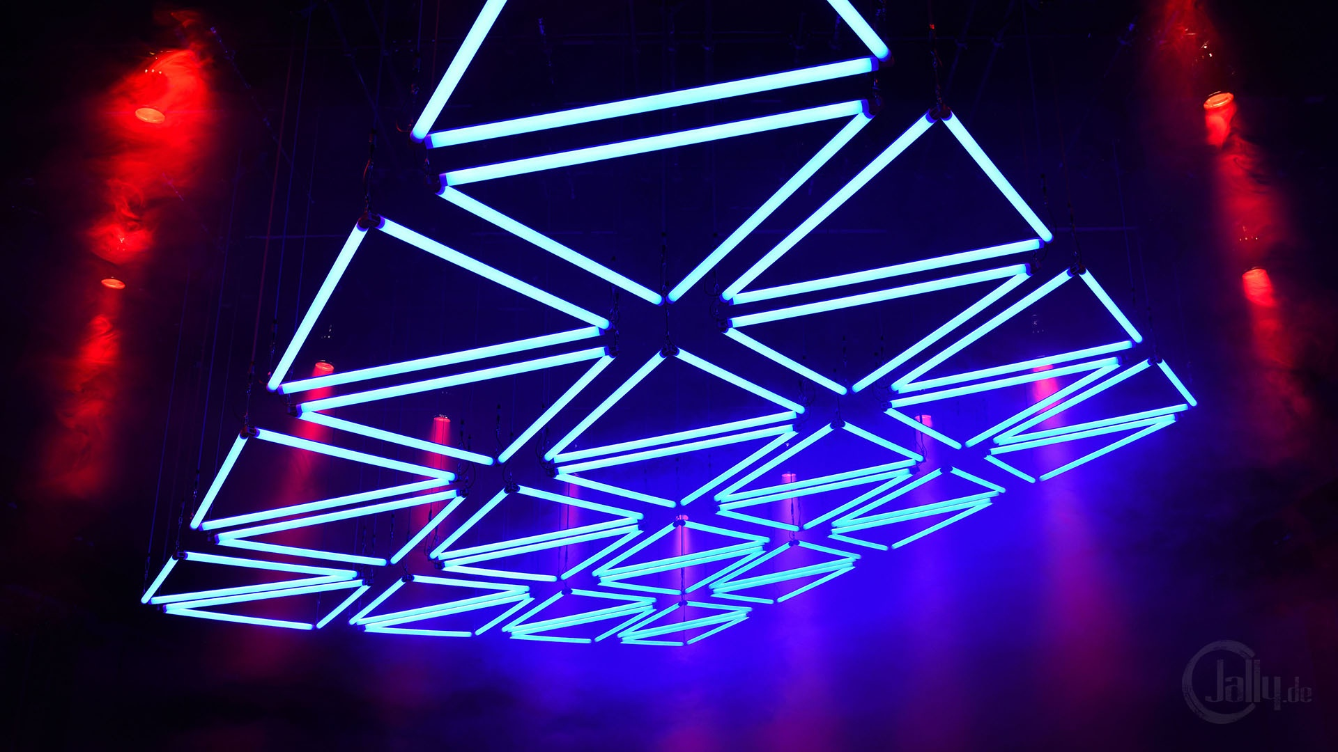 GRID Light Show at the Luminale by jally.de