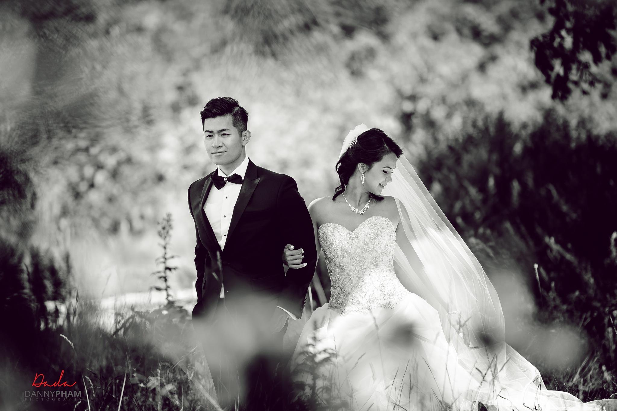 Pre-Wedding... I am a wedding photographer by Danny Pham