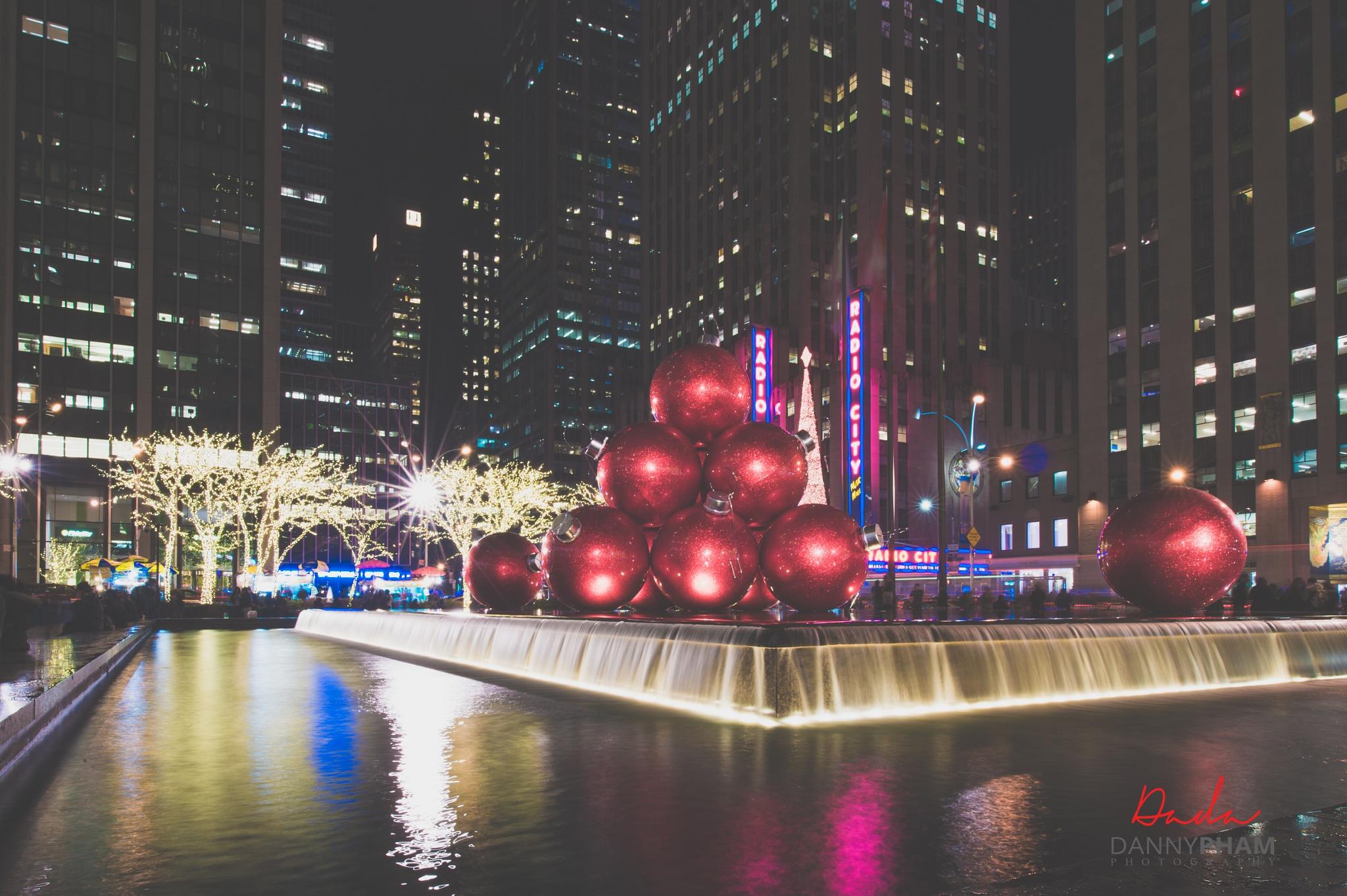 New York City by Night! by Danny Pham