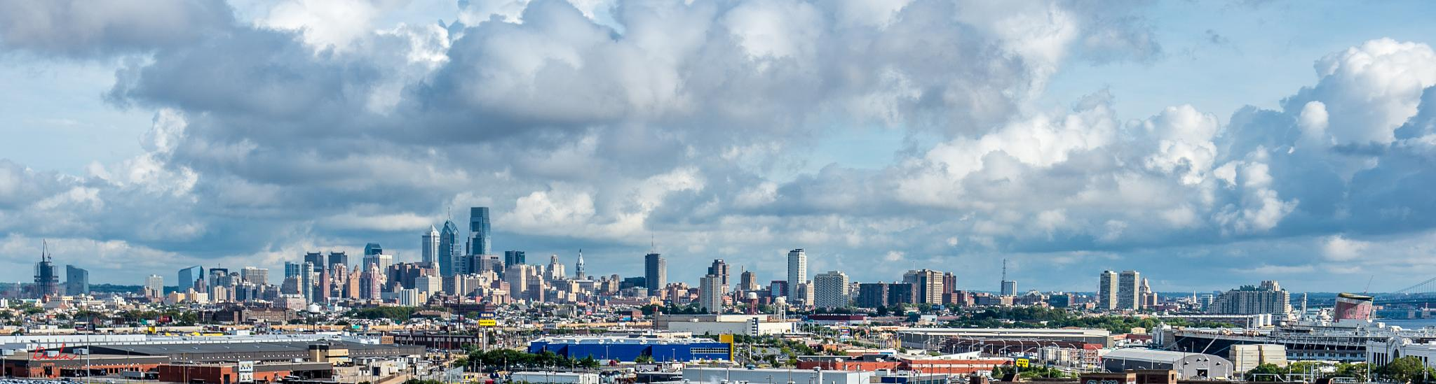 Philadelphia, Pennsylvania's largest city by Danny Pham