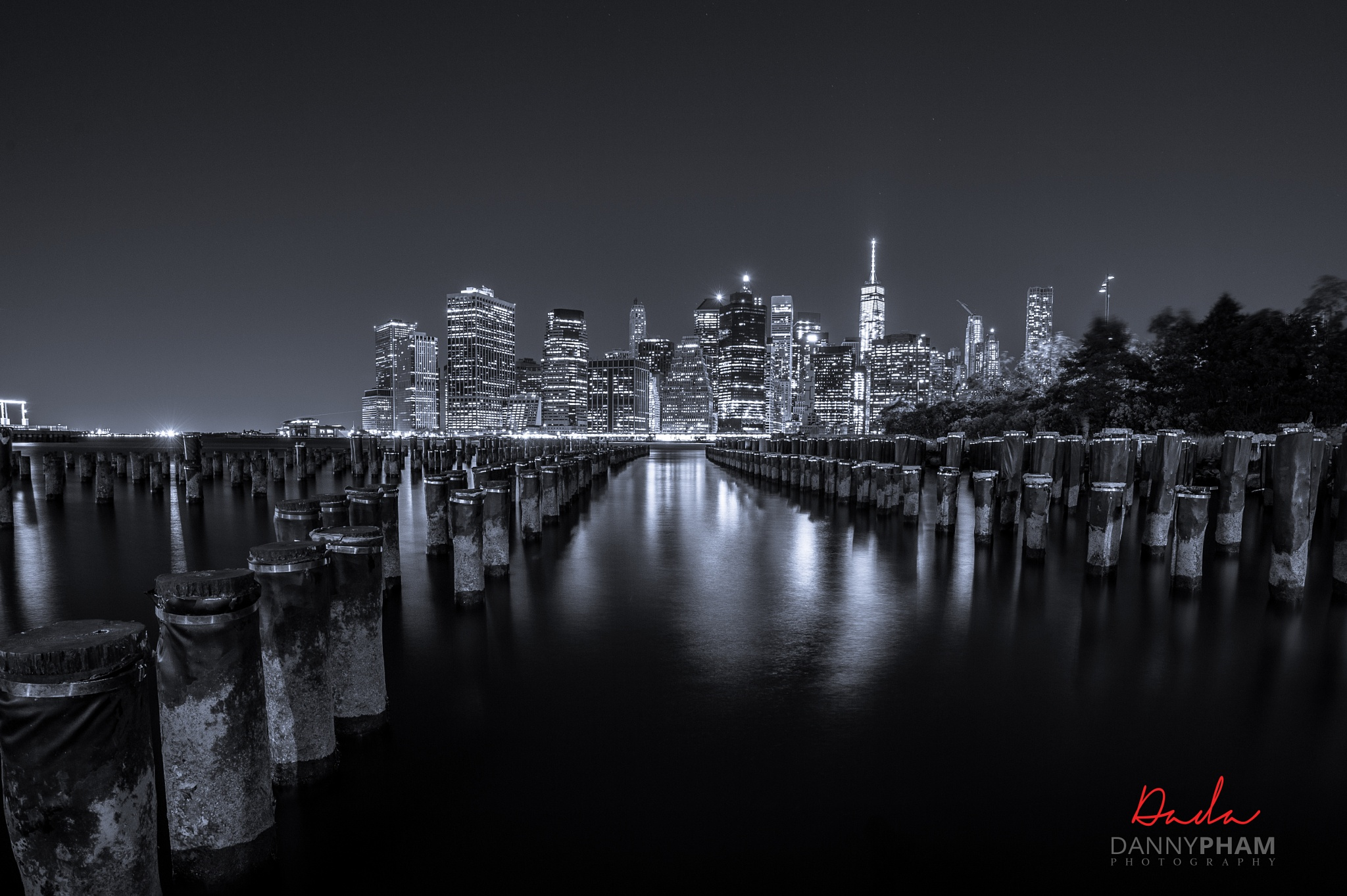 The world is also in black & white by Danny Pham