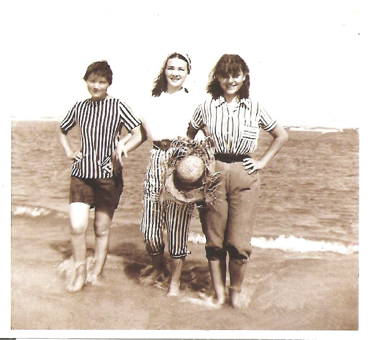 THREE SISTERS BY THE BEACH IN FLORIDA by cheryl.lowery.r