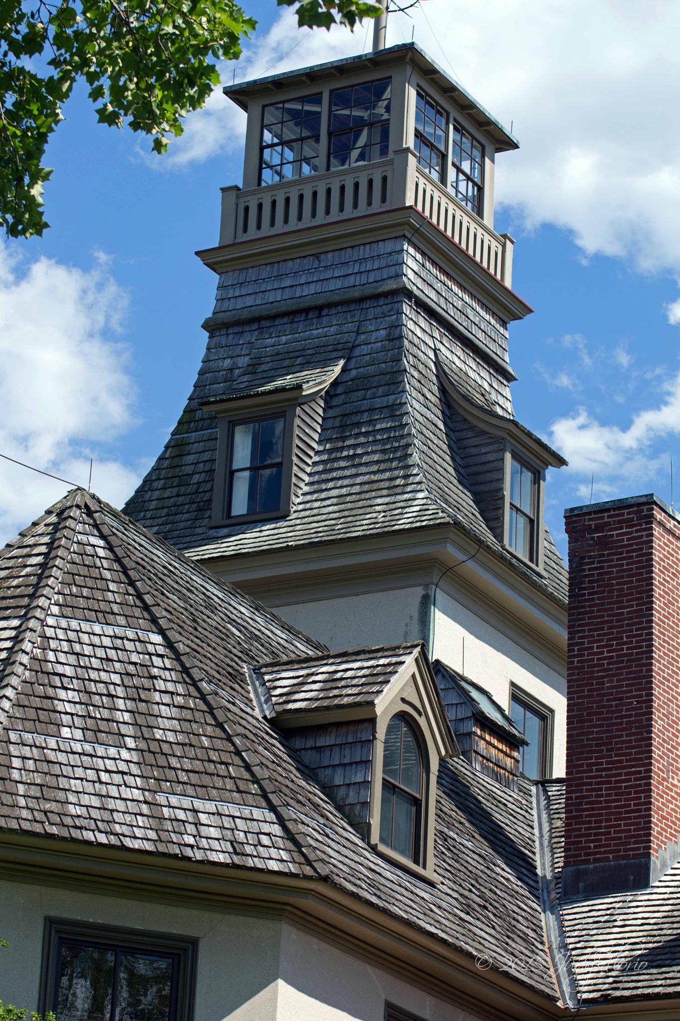 Batsto Village Mansion by Judy Florio