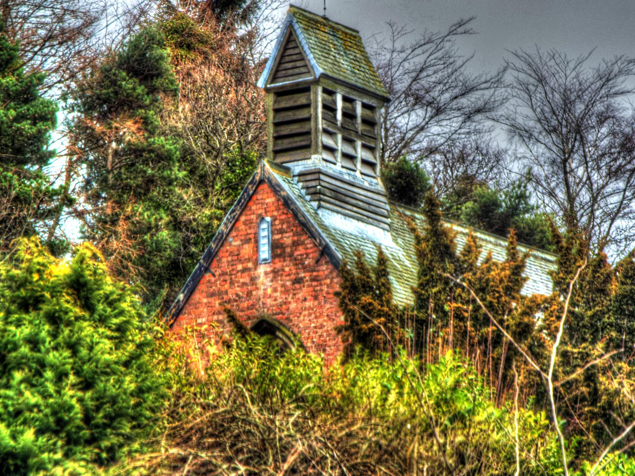 old building by Stuart Robertshaw Photography