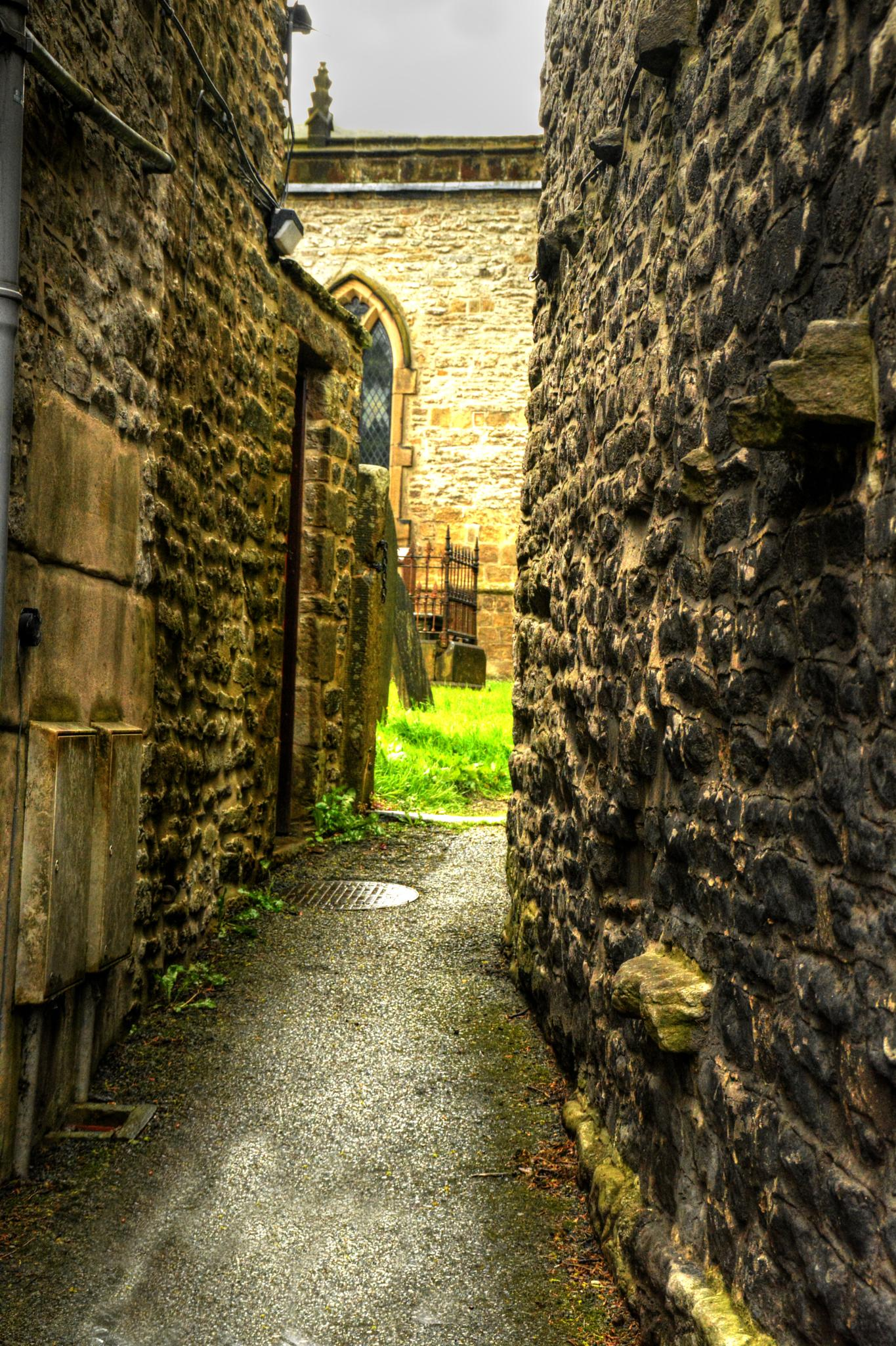 coffin alley castleton derbyshire by Stuart Robertshaw Photography