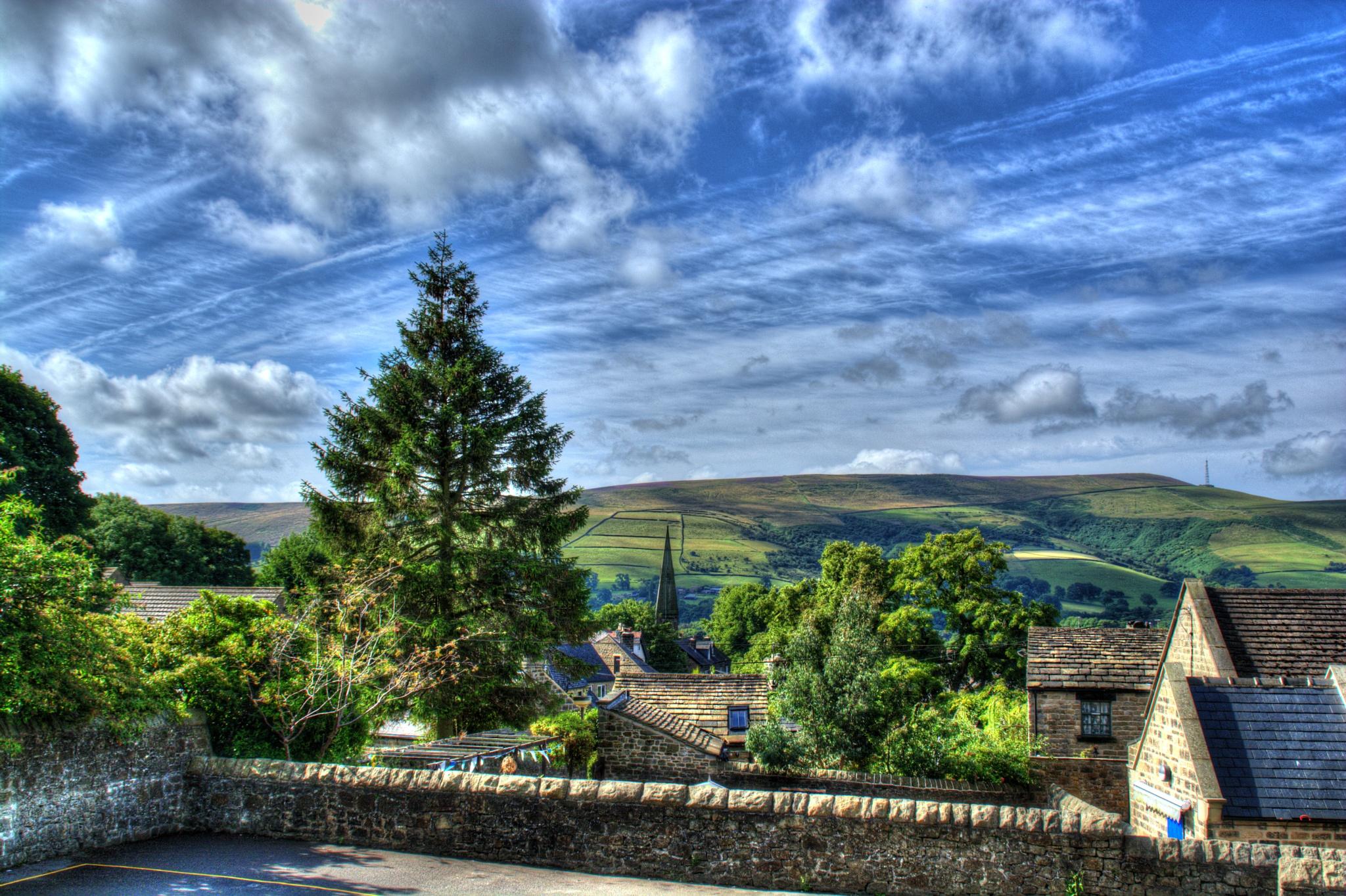 bamford derbyshire by Stuart Robertshaw Photography