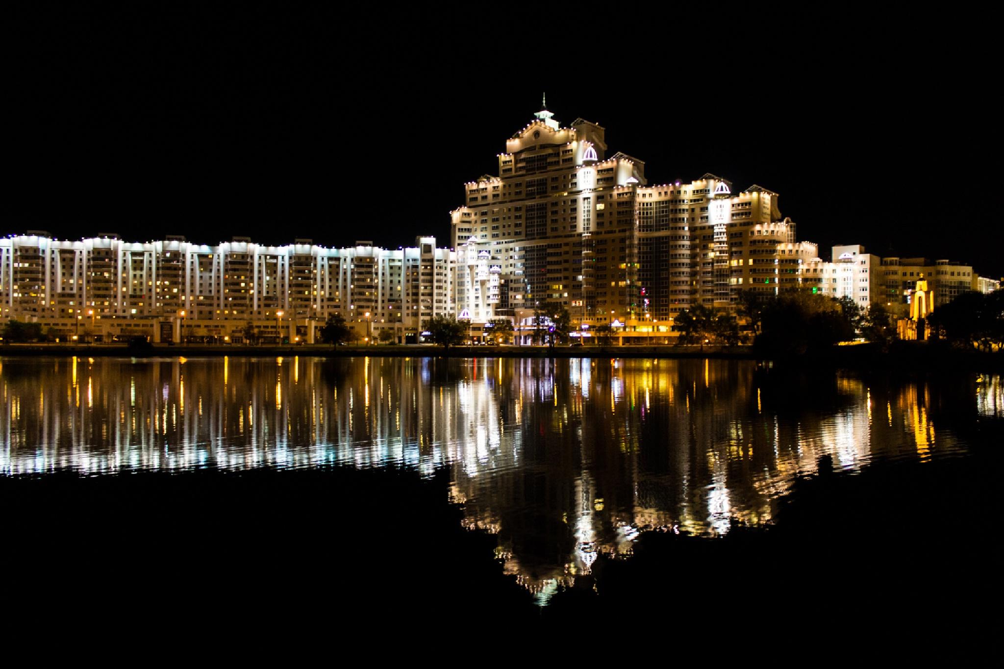 night sity by kozakovs