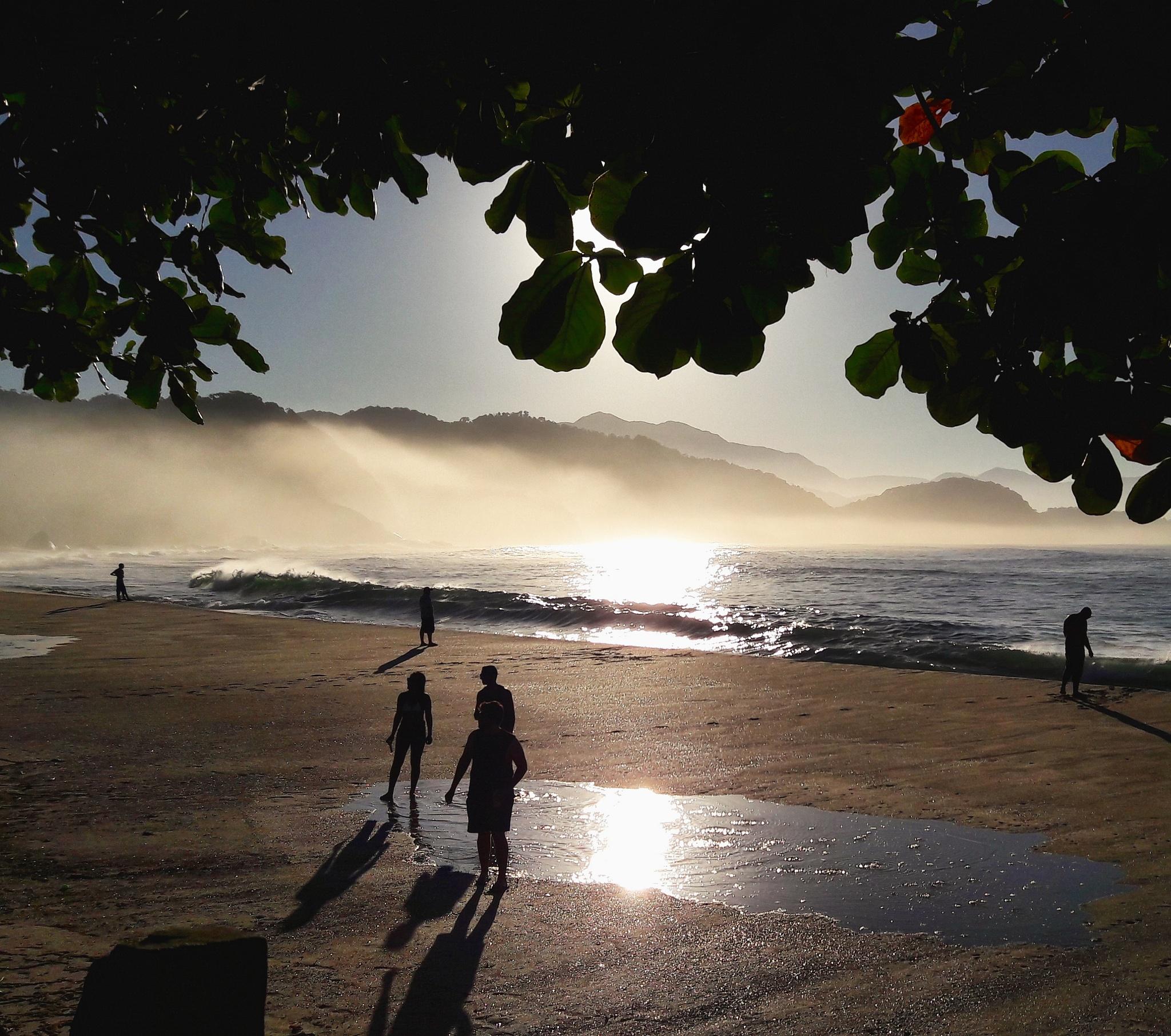Photo in Nature #trinity #paraty #rio #de #janeiro