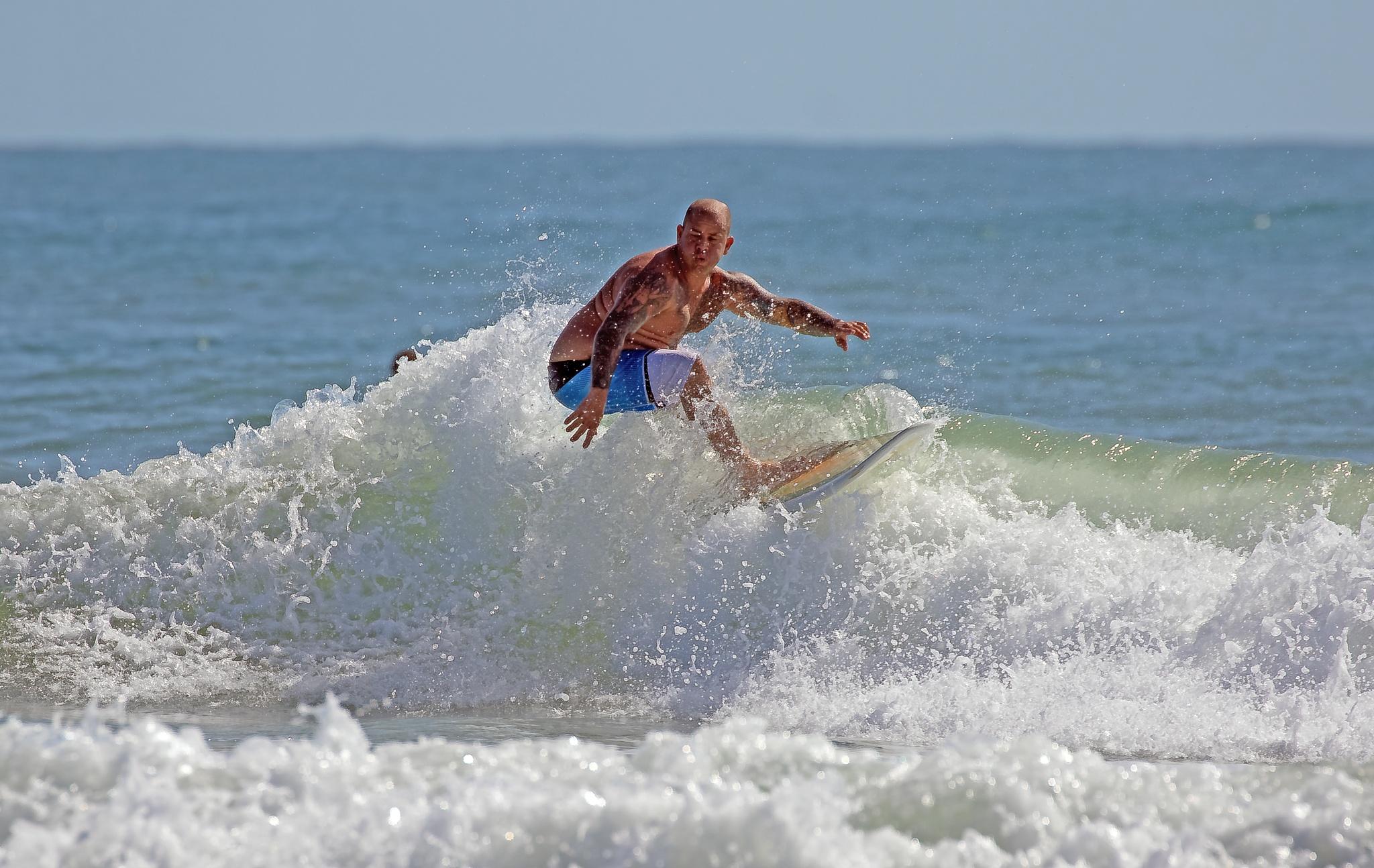 Surfs Up by Barry Melamed