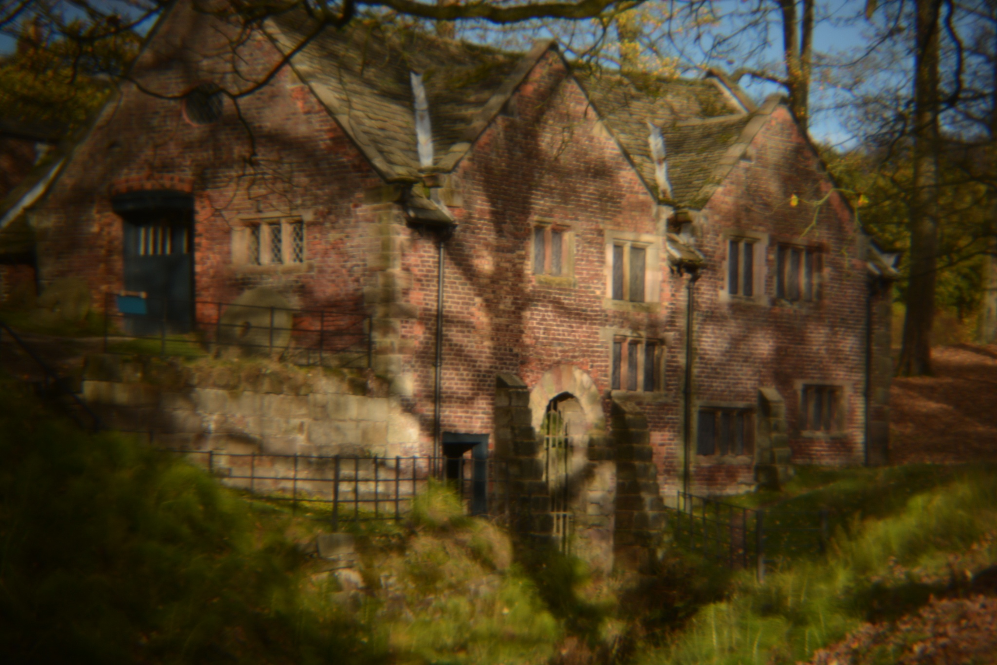 THE   MILL !   (with the   holga pinhole lens ) by juliehatt123