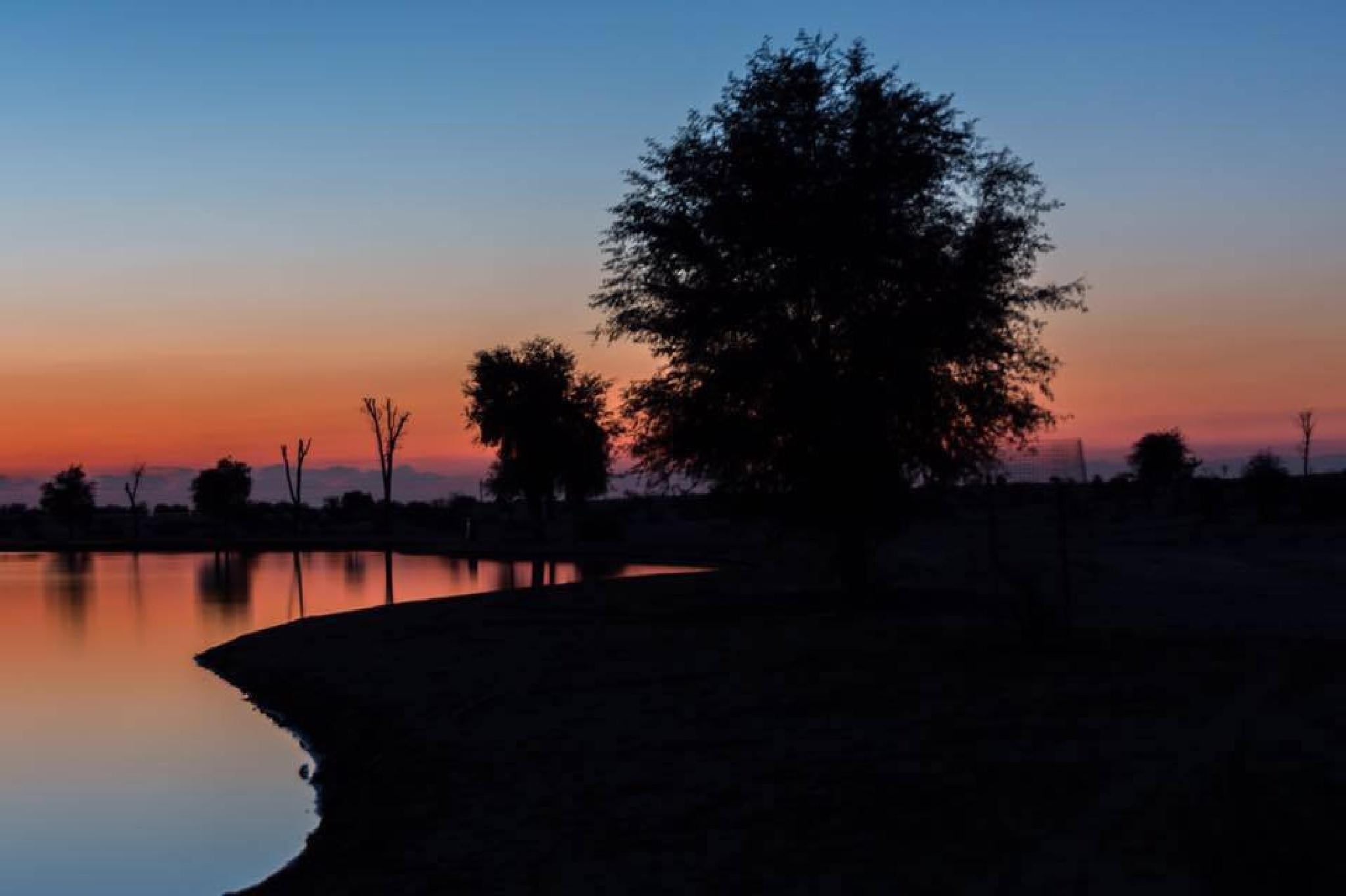 sunset  by ehg.ahmedo