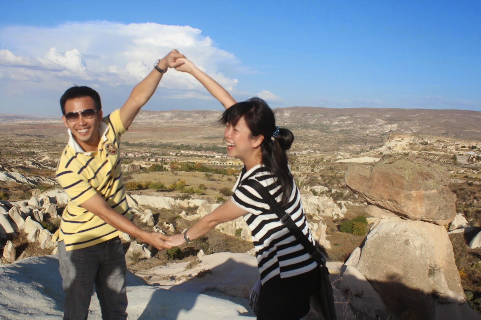 Happy Together by Meriç Aksu