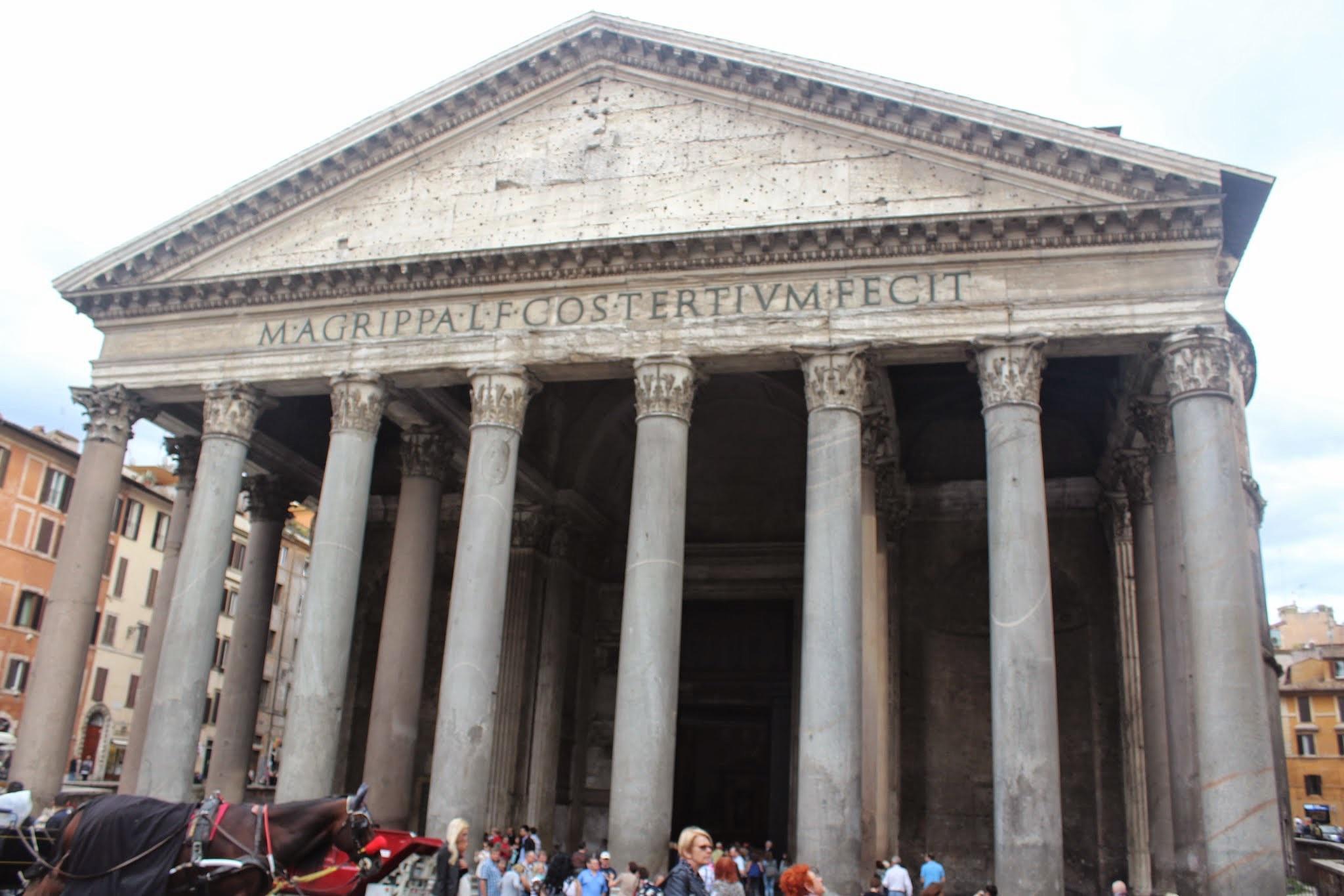 The Pantheon by Meriç Aksu