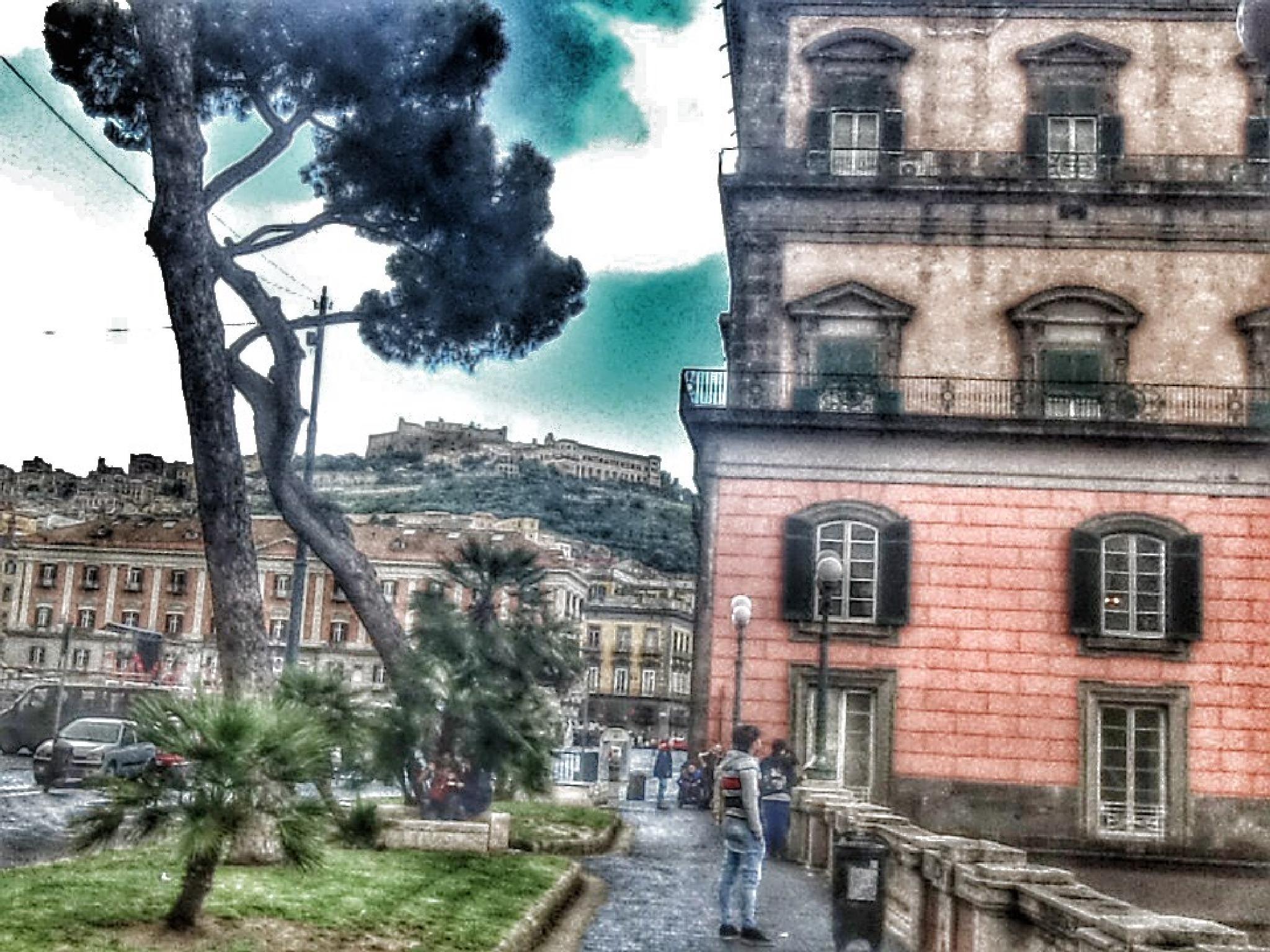 Naples by Meriç Aksu